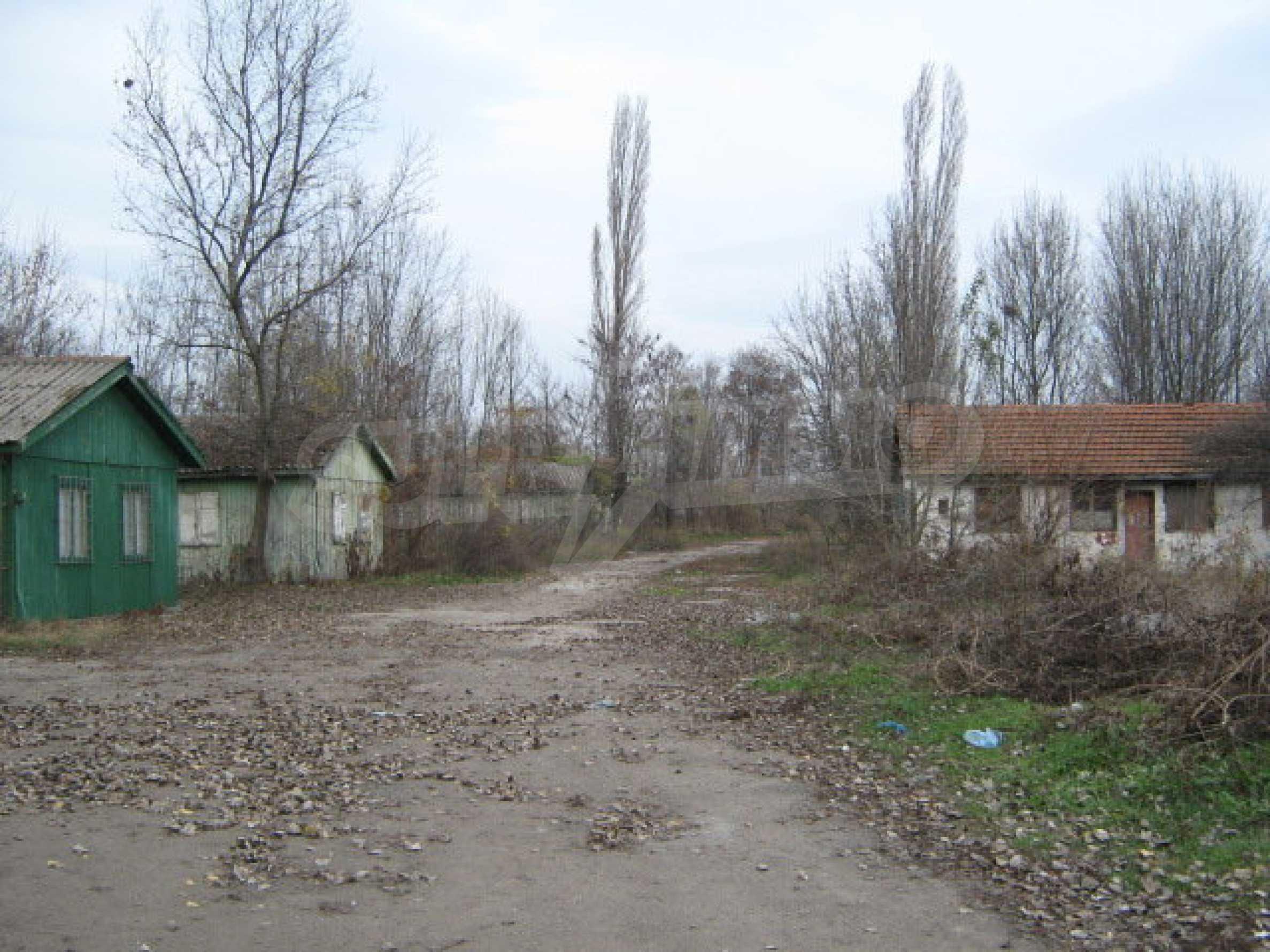 Инвестиционная земля в г. Видин