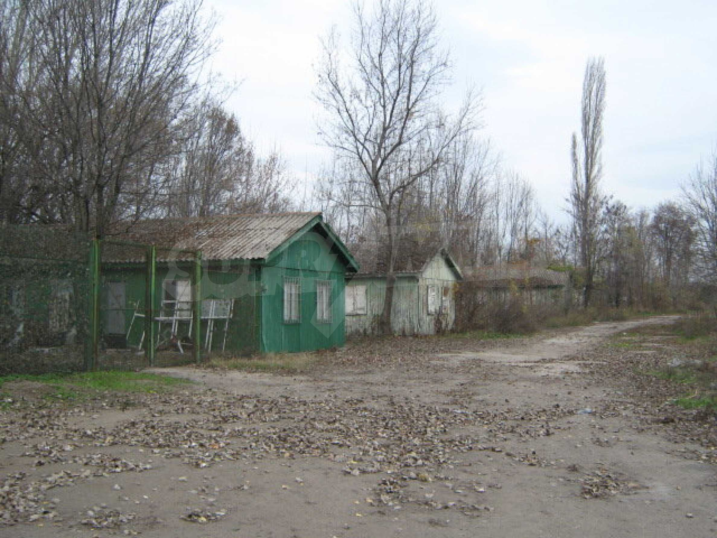 Инвестиционная земля в г. Видин 1