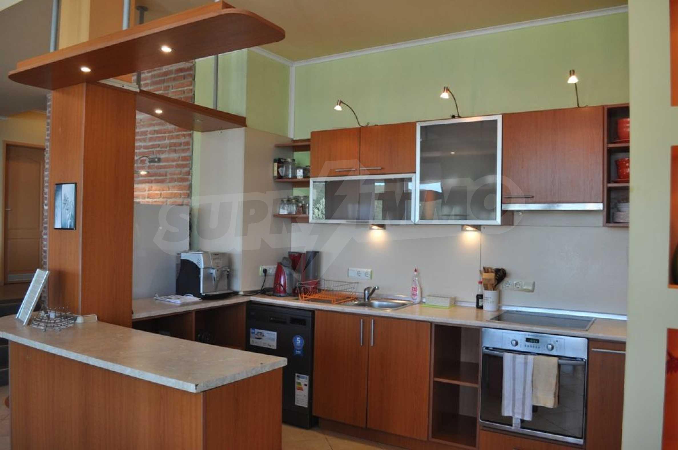 Villa mit Swimmingpool und 6 Schlafzimmern in der Nähe des Resorts Albena 10