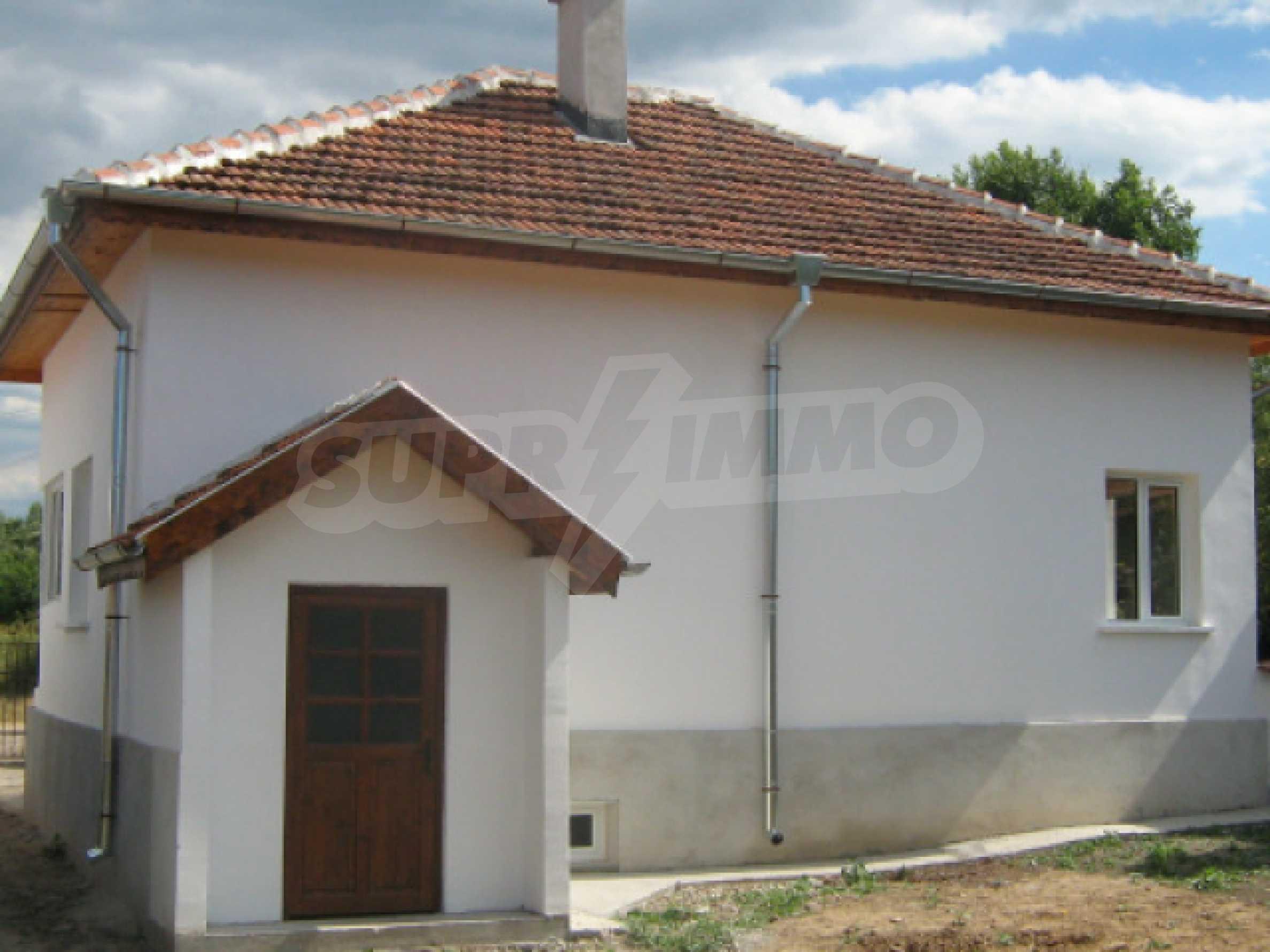 Къща за продажба близо до гр. Видин  5