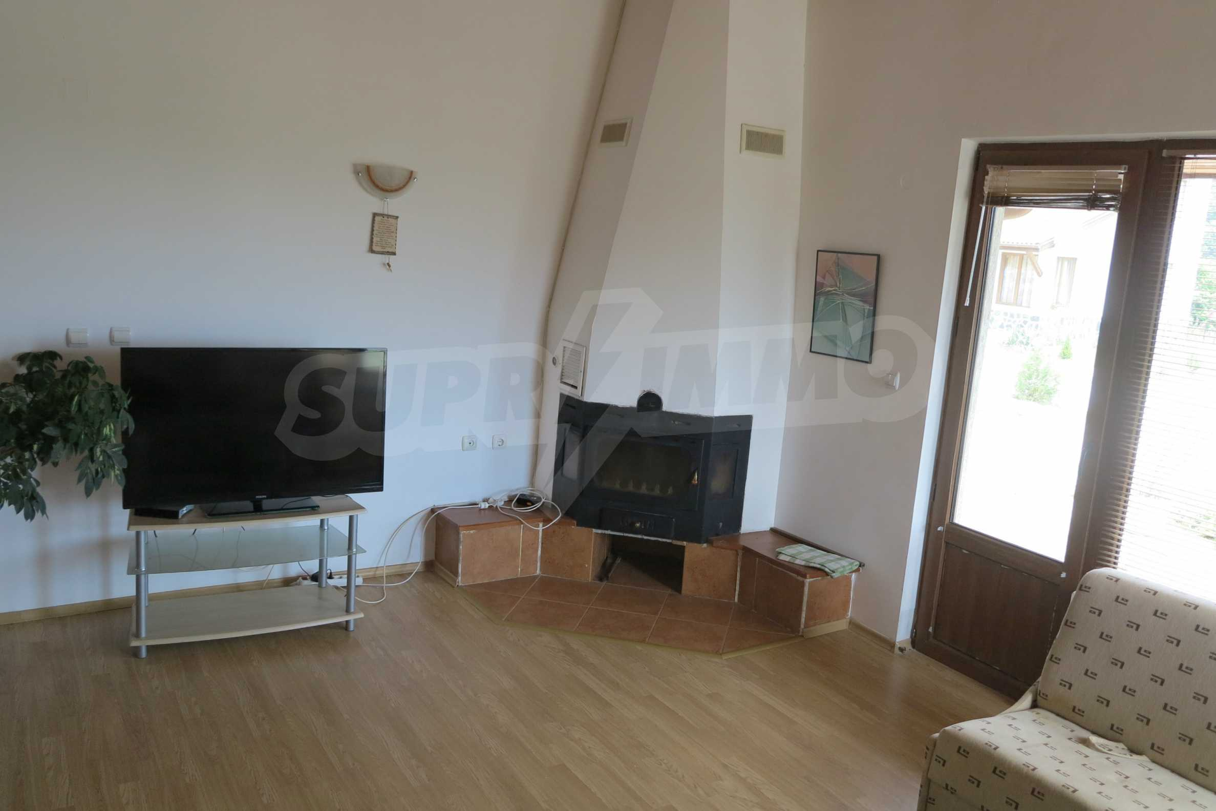 2-storey mountain house with yard and easy access to Sofia 6