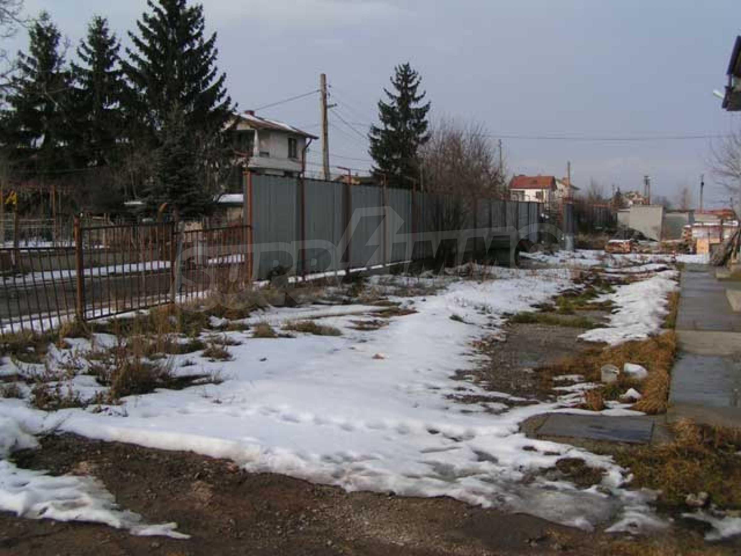 Земля под застройку вблизи г. София 5