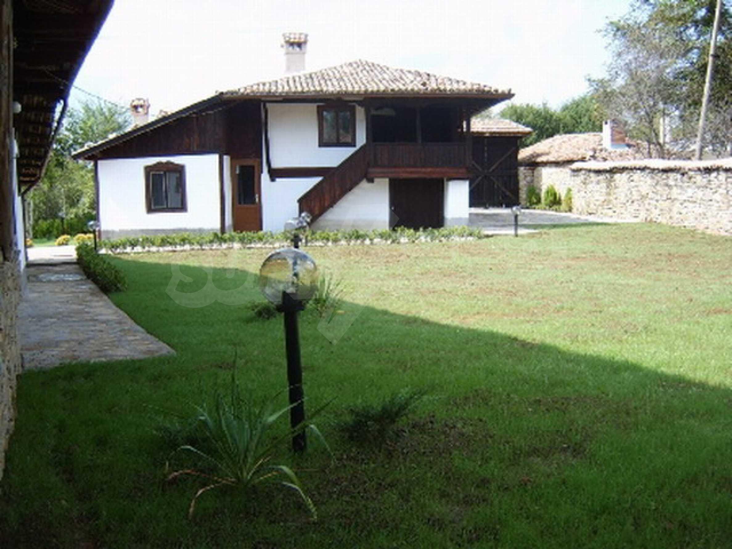 Ремонтирана традиционна къща