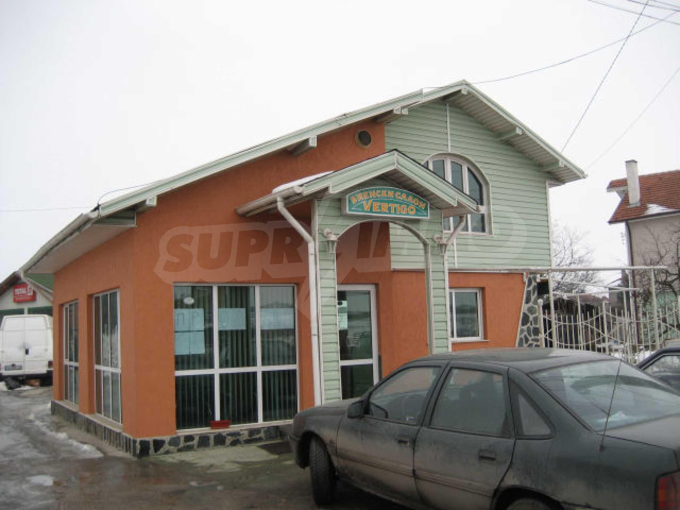 Бизнес вблизи г. София 1
