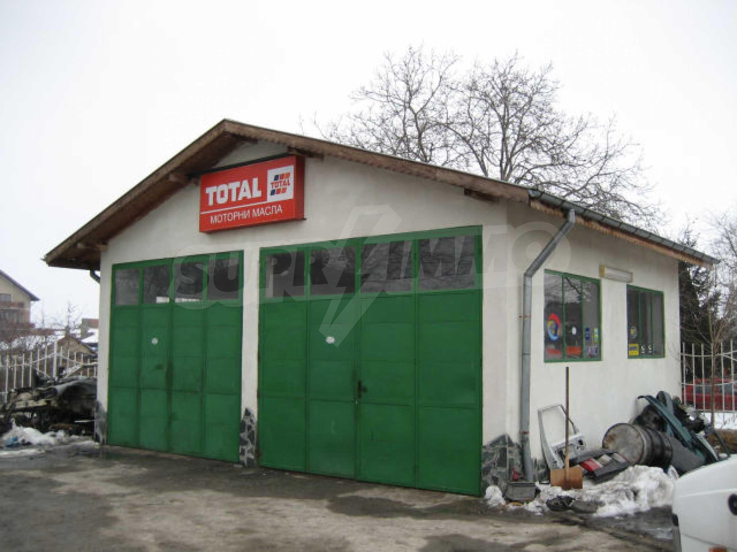 Бизнес вблизи г. София 3