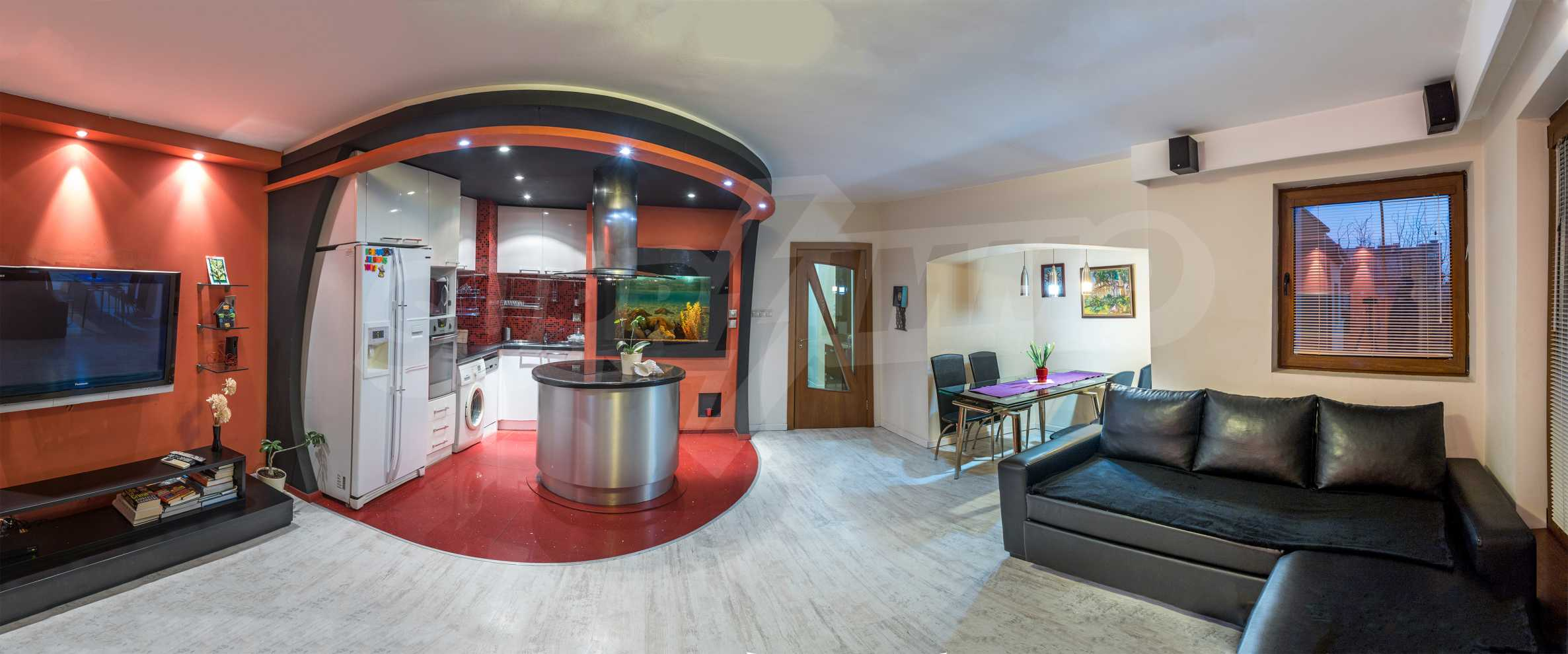 Апартамент Аква  3