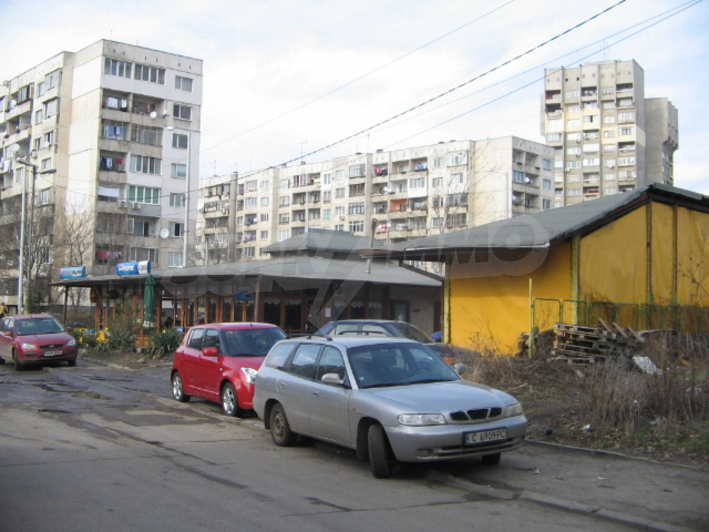 Земля под застройку в г. София