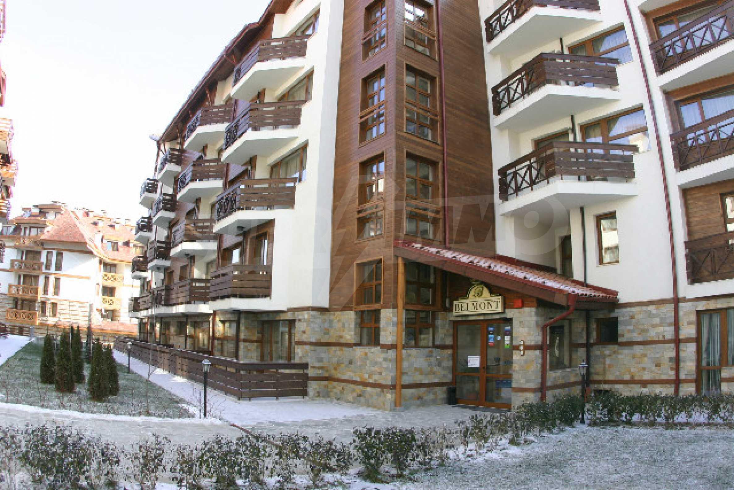 Двухкомнатная квартира на продажу на курорте Банско