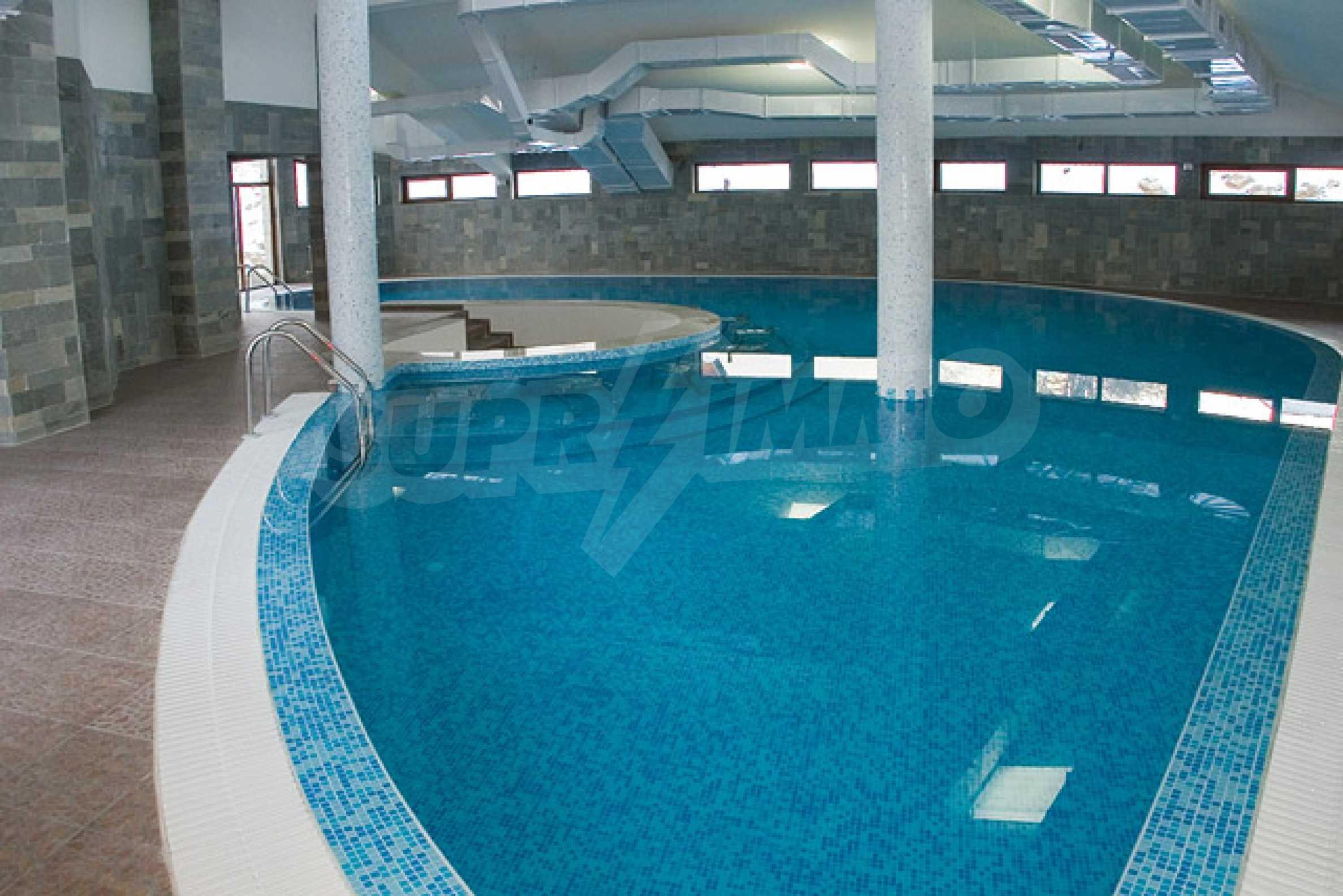 Двухкомнатная квартира на продажу на курорте Банско 16