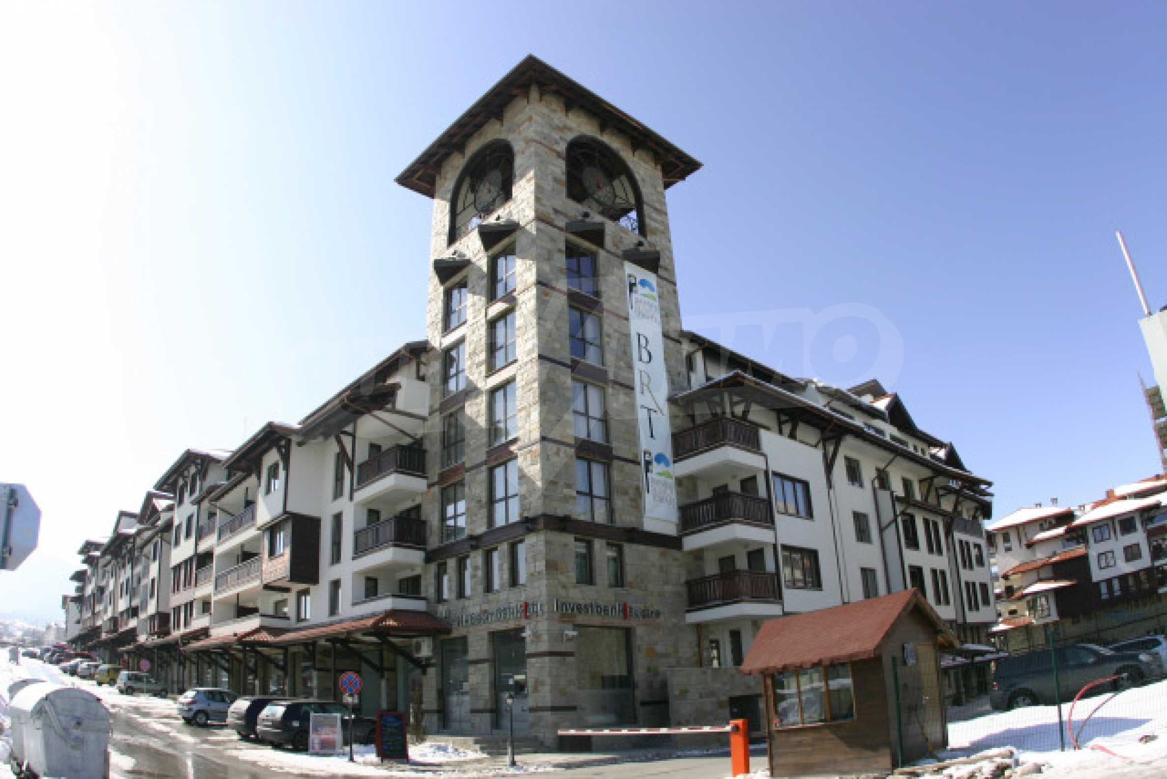 Ein-Zimmer-Wohnung in Bansko Royal Towers