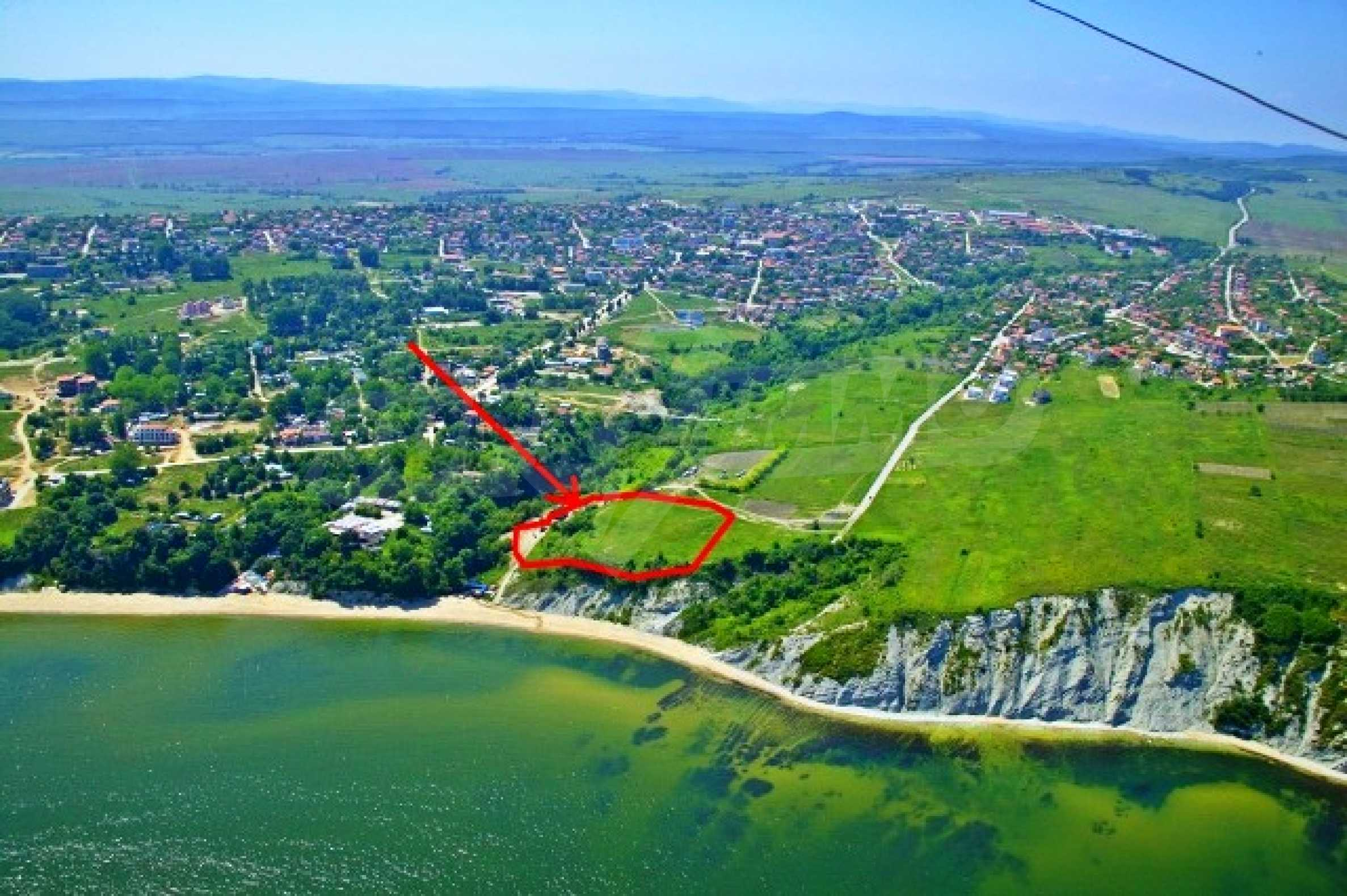 Absolute-waterfront plot of land for sale in Byala with project Biala diamond 1