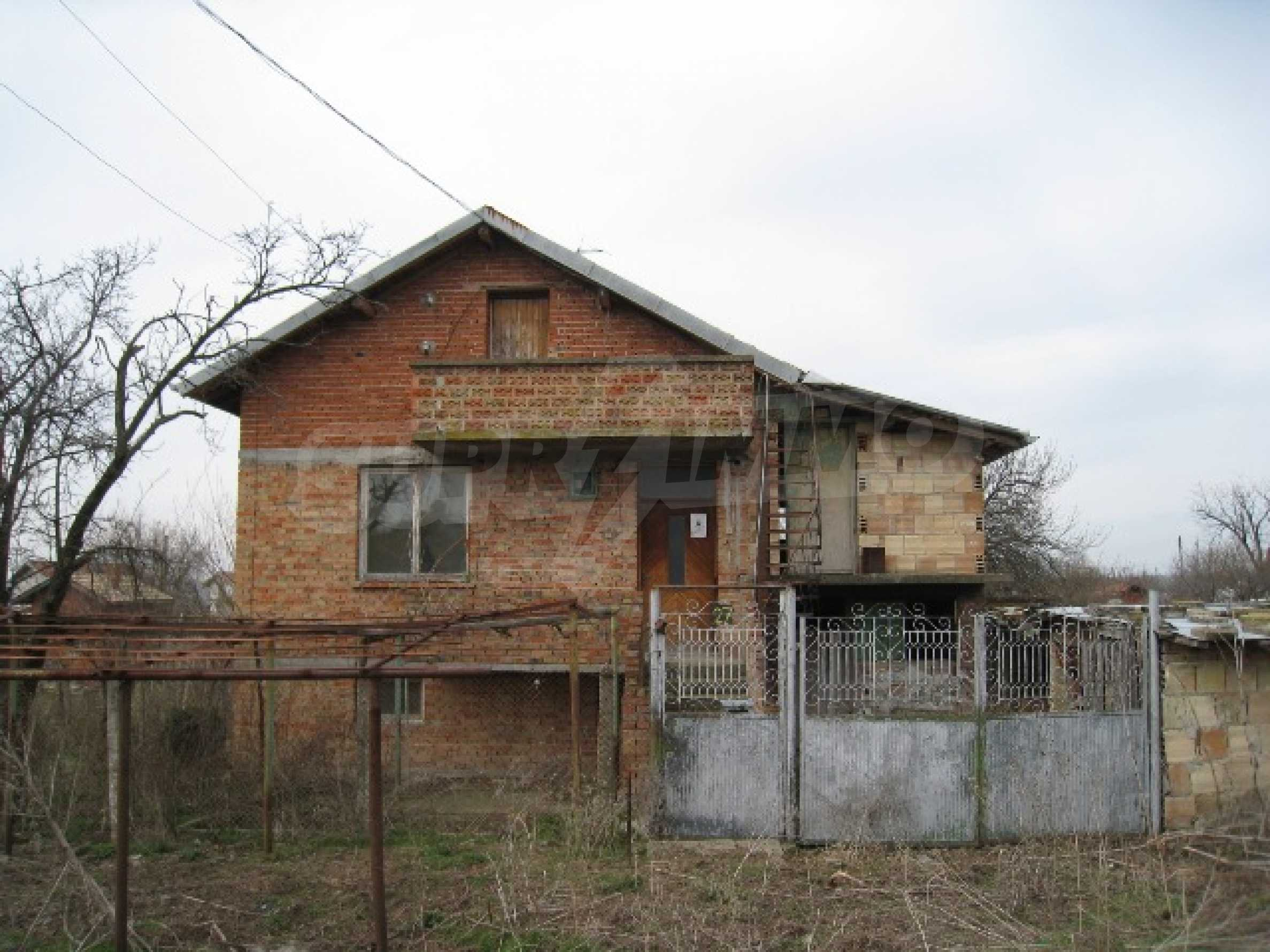 Дом вблизи г. Бургас