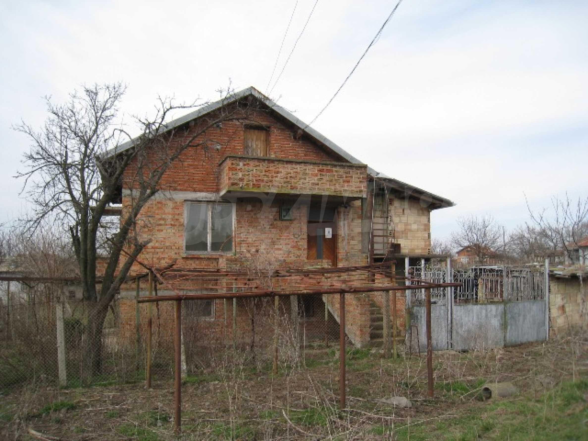 Дом вблизи г. Бургас 1