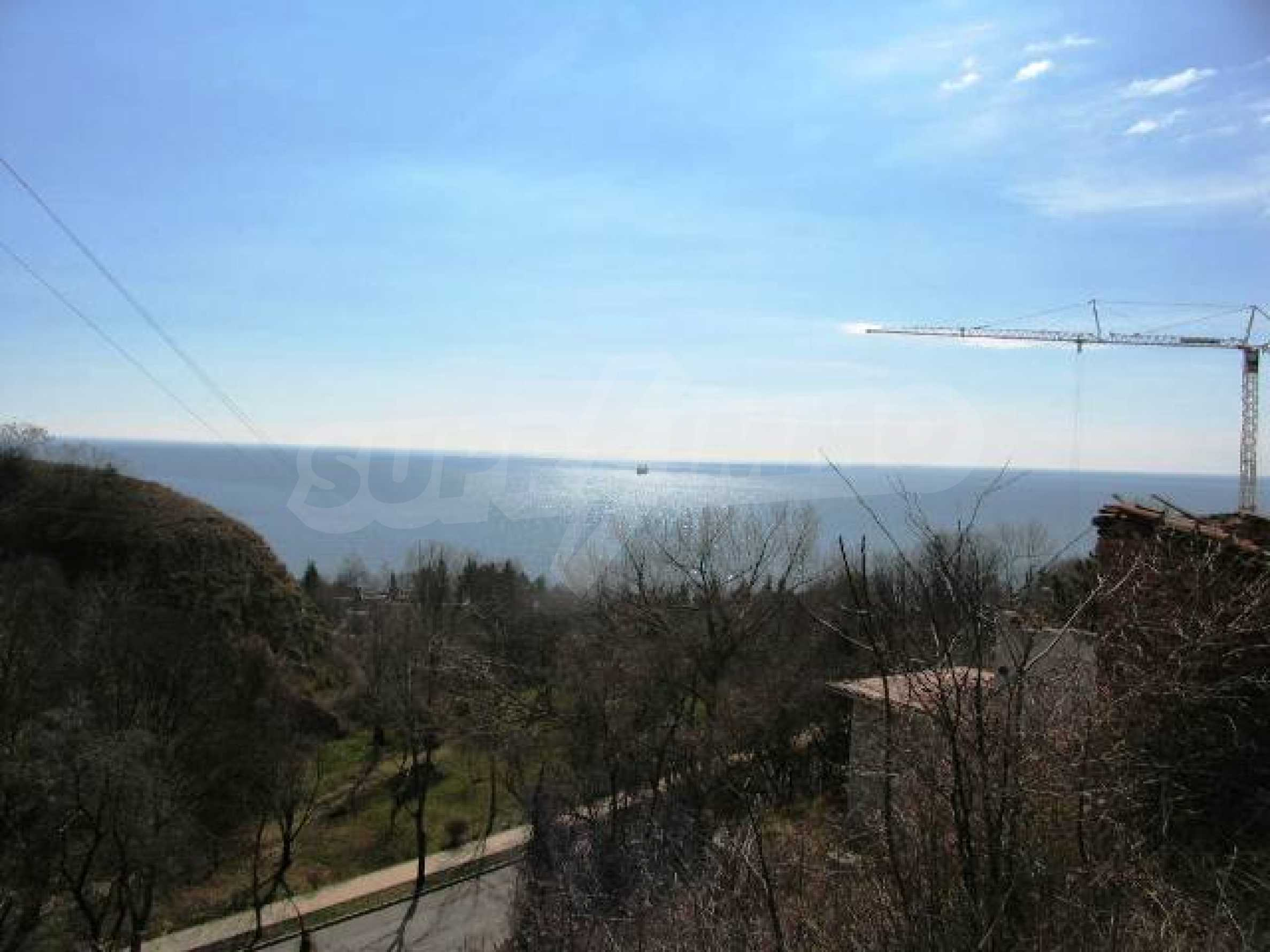 Superb plot of development land with excellent sea view in Balchik 11