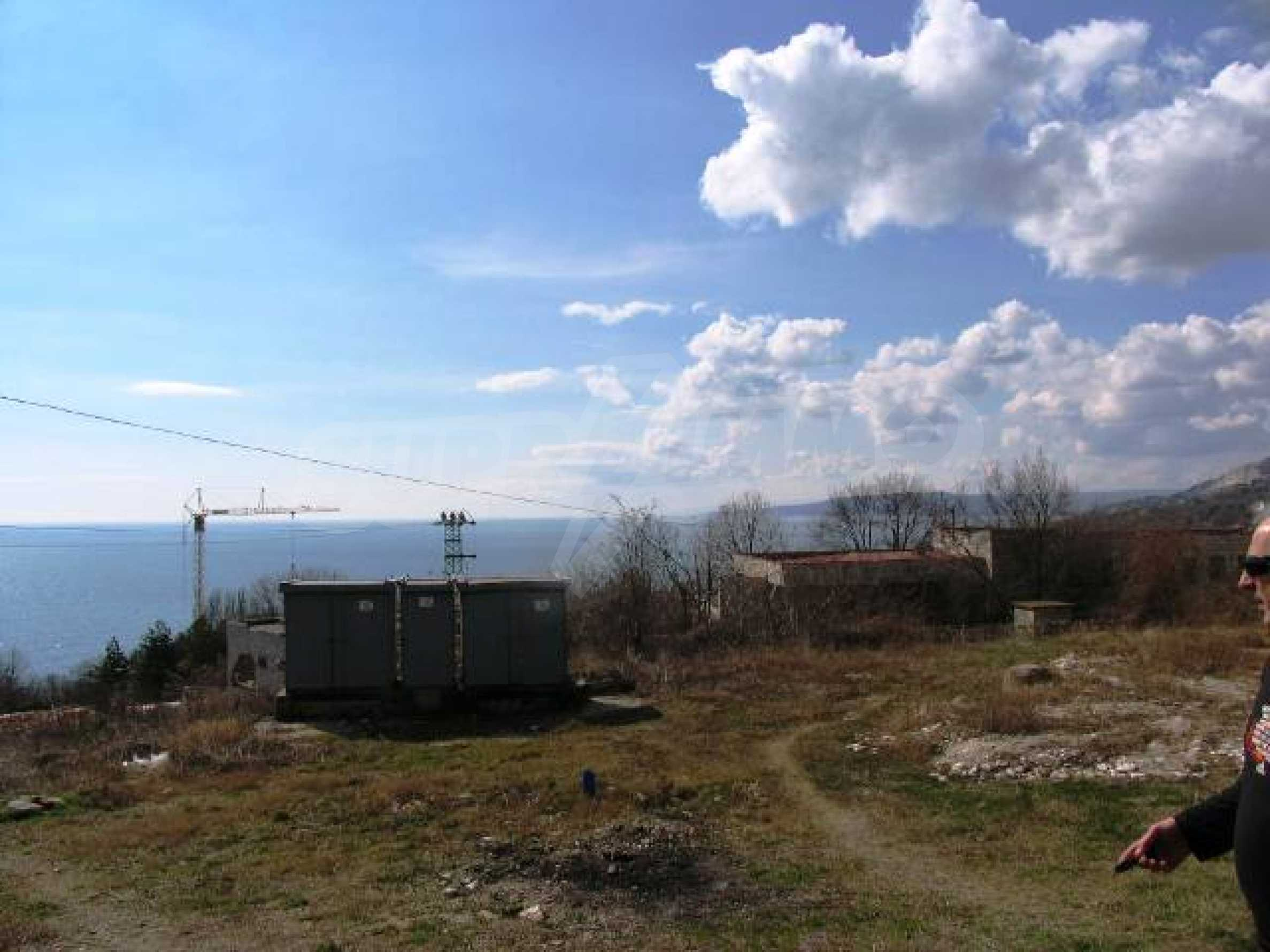Superb plot of development land with excellent sea view in Balchik 5