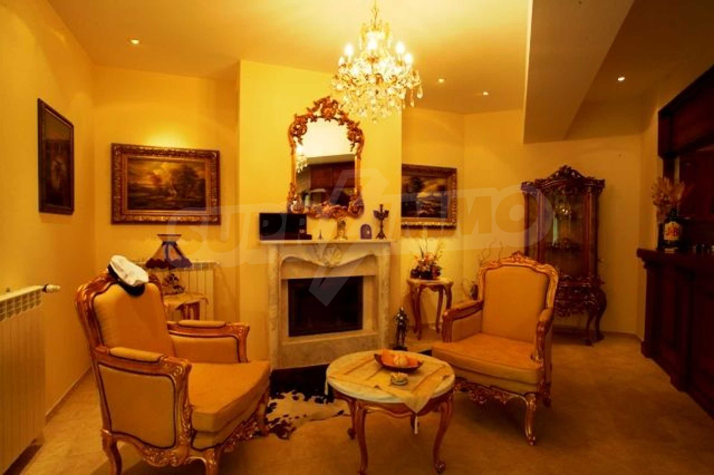 Великолепно имение с басейн и градина във френския стил прованс 3
