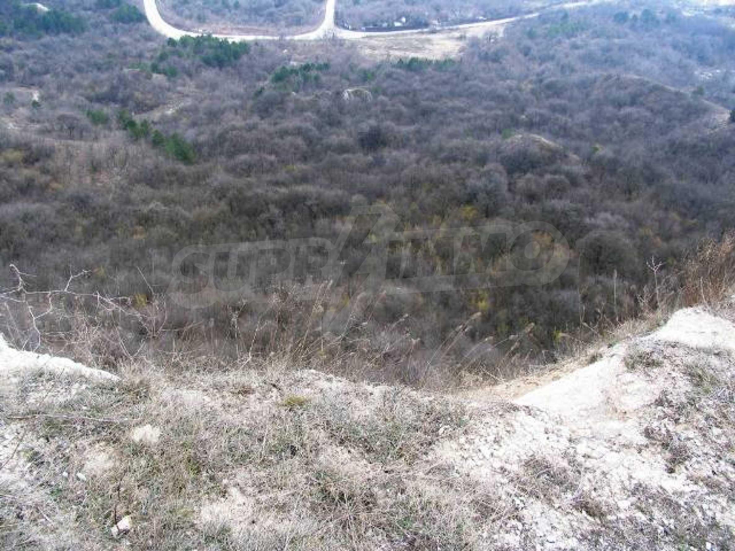 Front-line plot for sale in Bulgarian golf riviera, Topola village 10