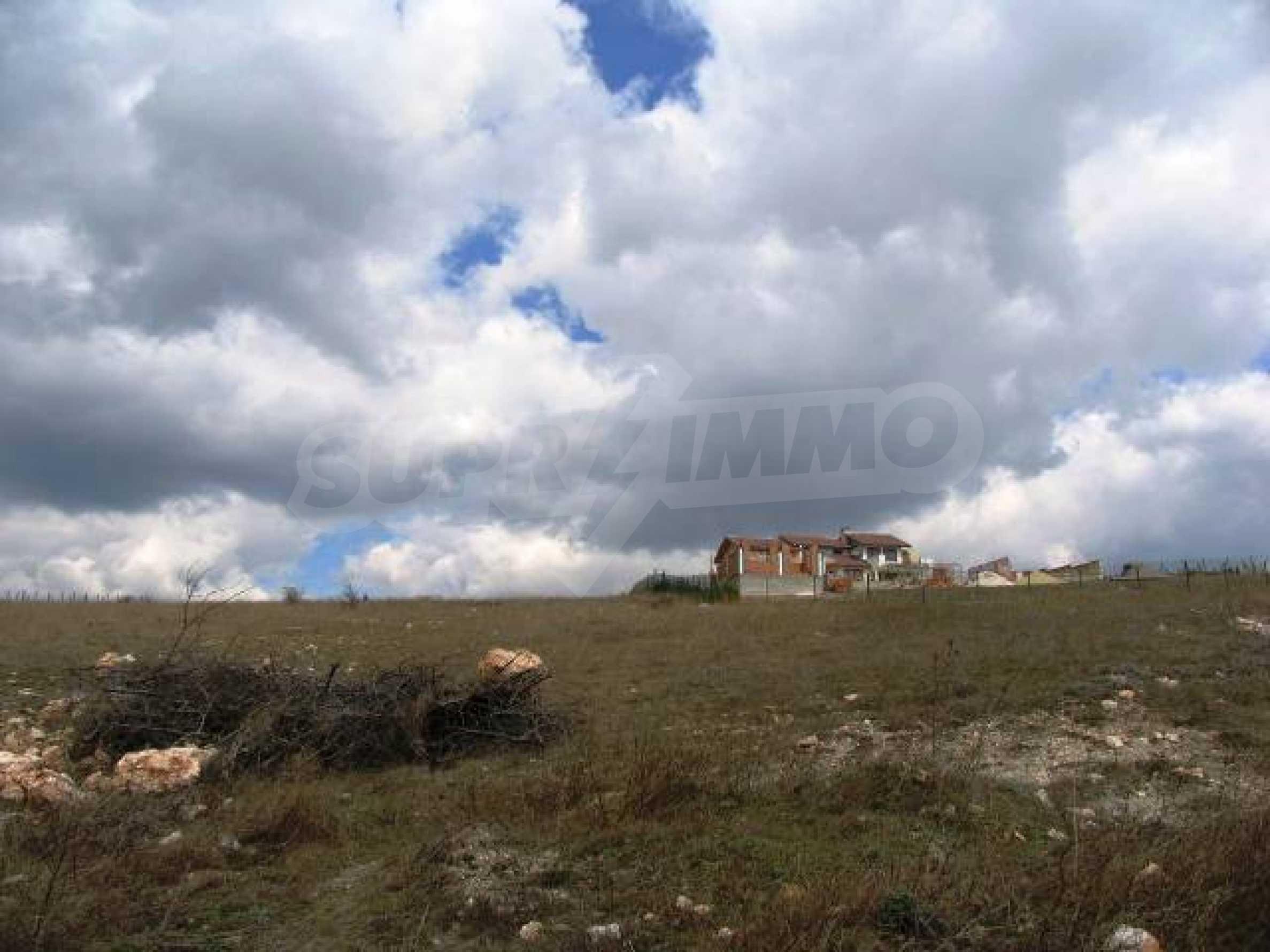Front-line plot for sale in Bulgarian golf riviera, Topola village 15