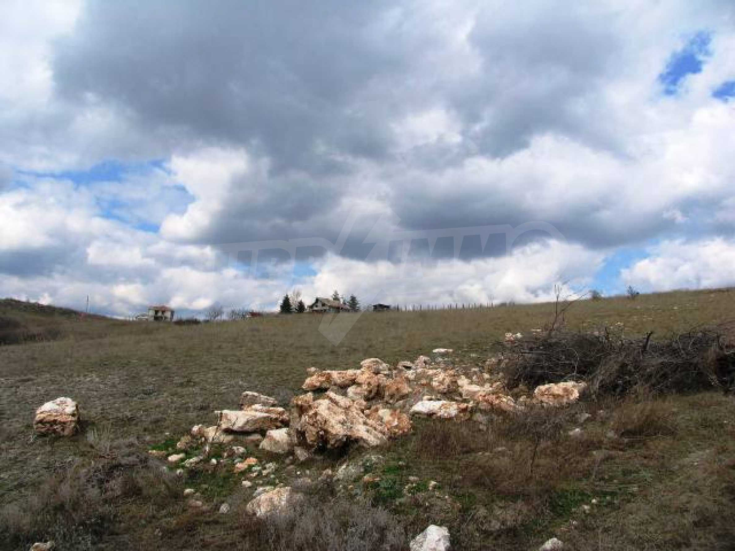 Front-line plot for sale in Bulgarian golf riviera, Topola village 17