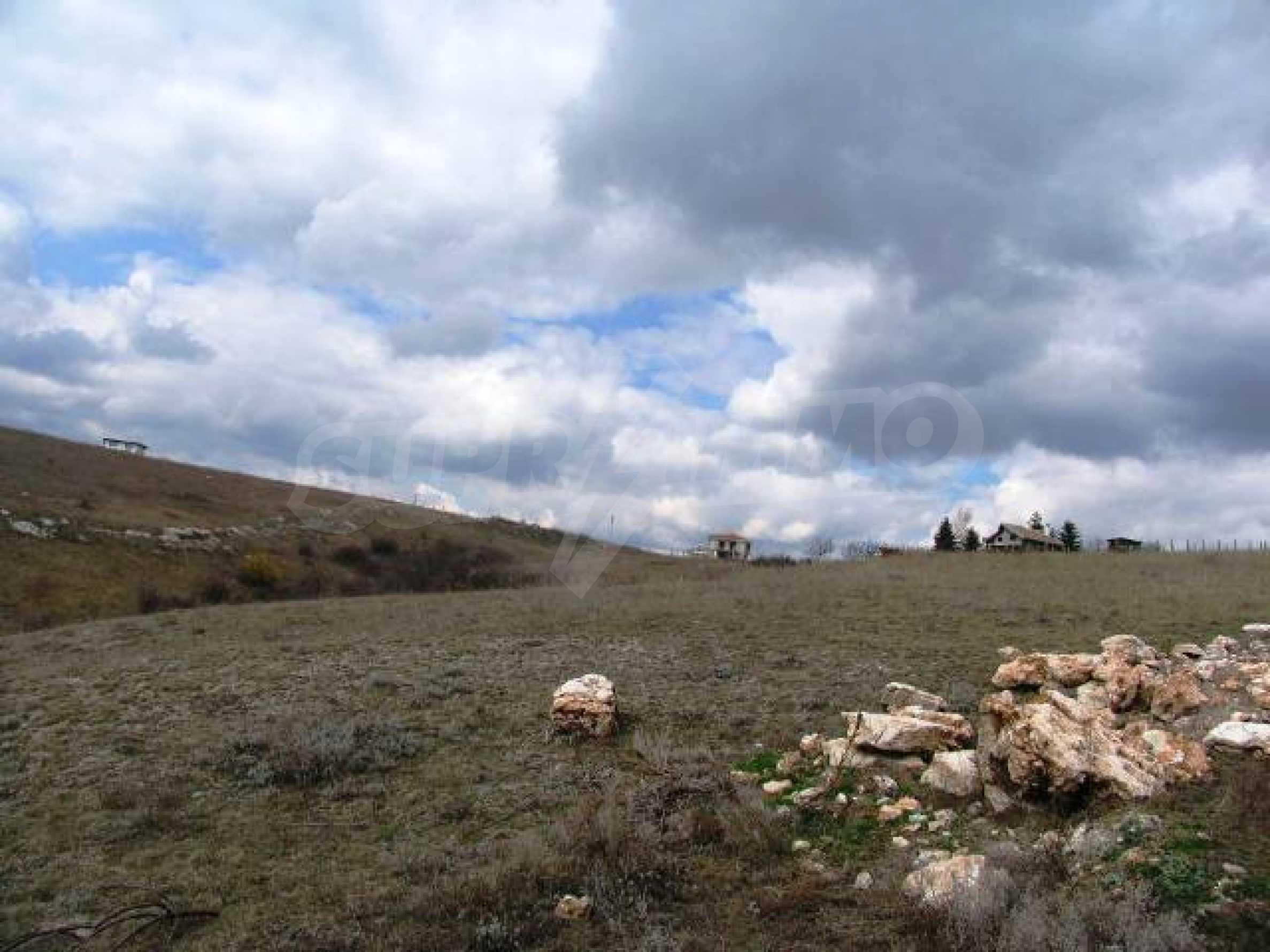 Front-line plot for sale in Bulgarian golf riviera, Topola village 18