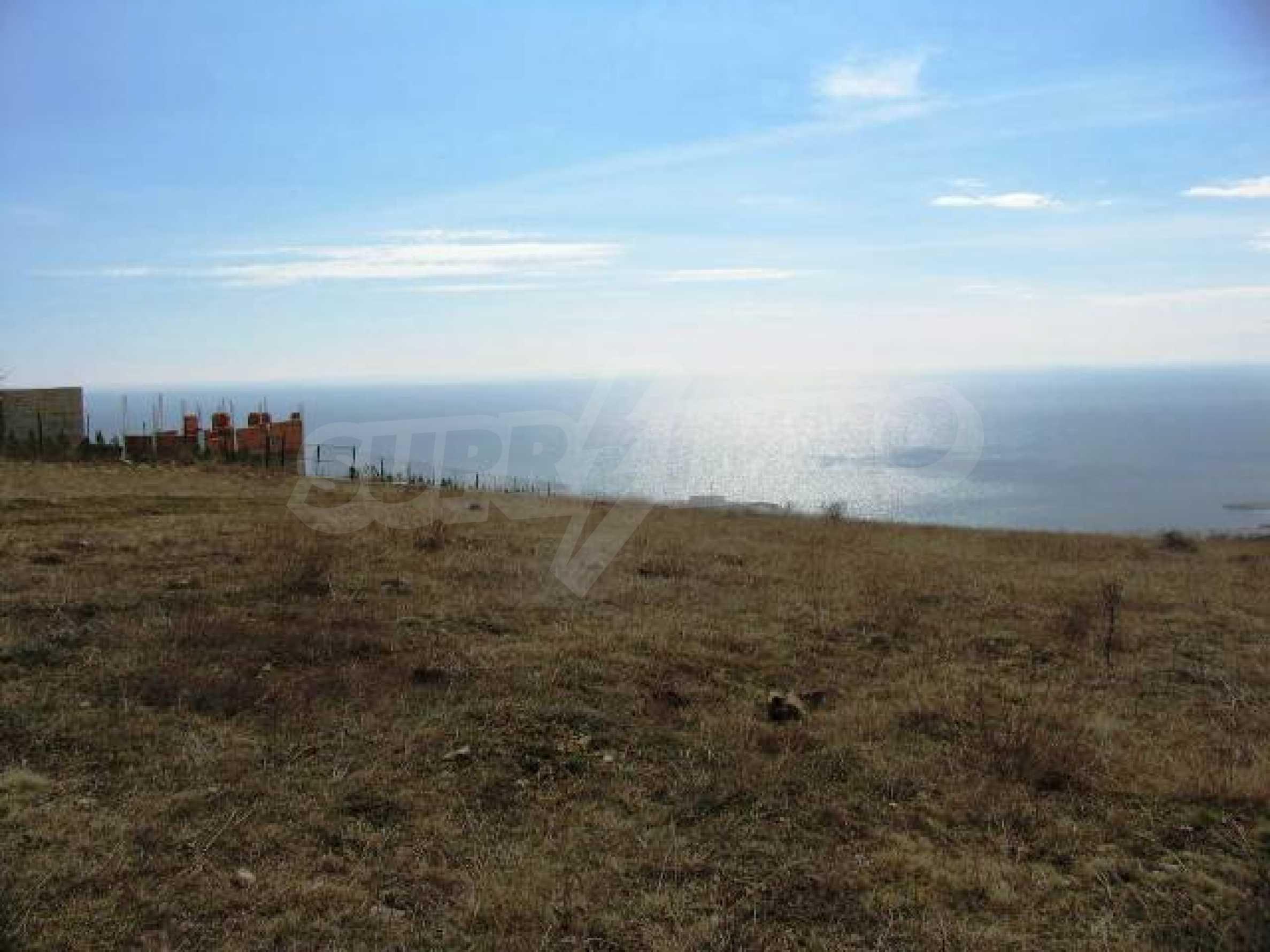 Front-line plot for sale in Bulgarian golf riviera, Topola village 19