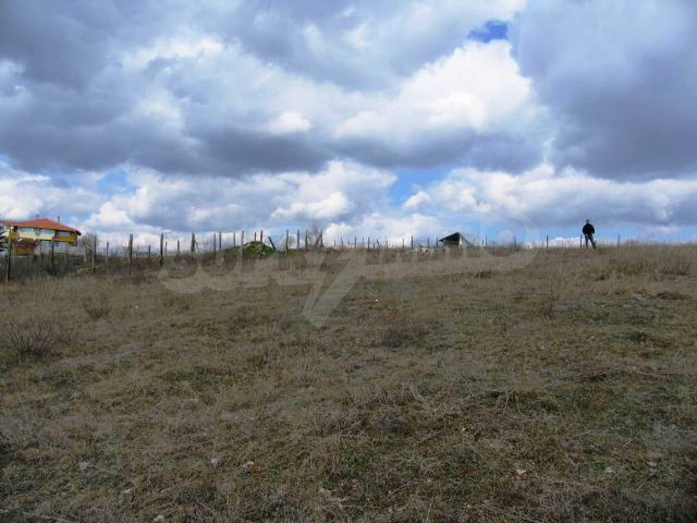 Front-line plot for sale in Bulgarian golf riviera, Topola village 20