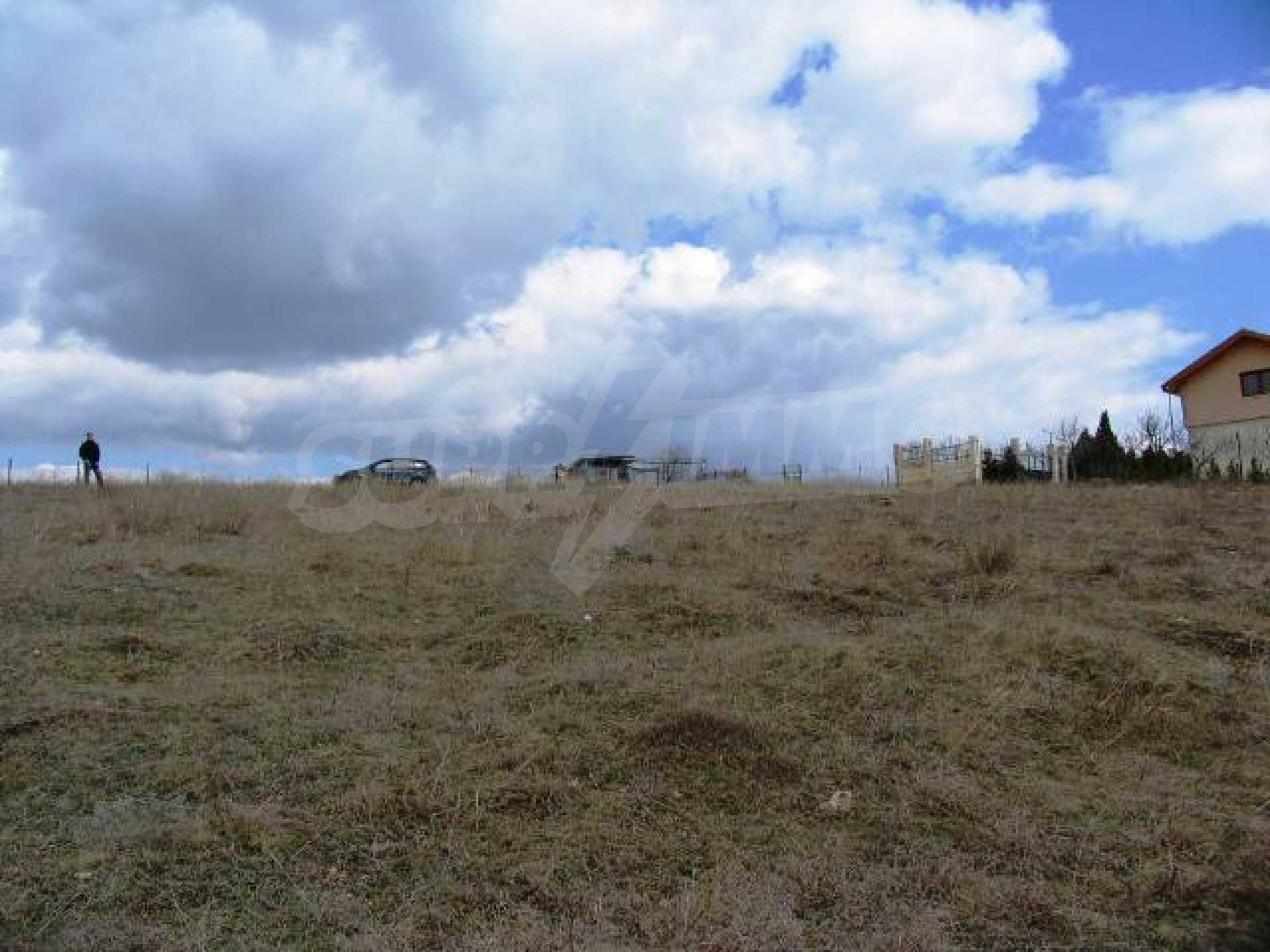 Front-line plot for sale in Bulgarian golf riviera, Topola village 21