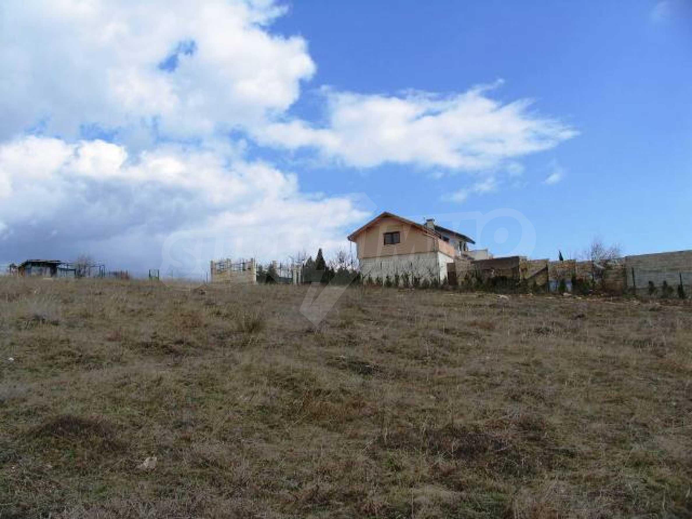 Front-line plot for sale in Bulgarian golf riviera, Topola village 22