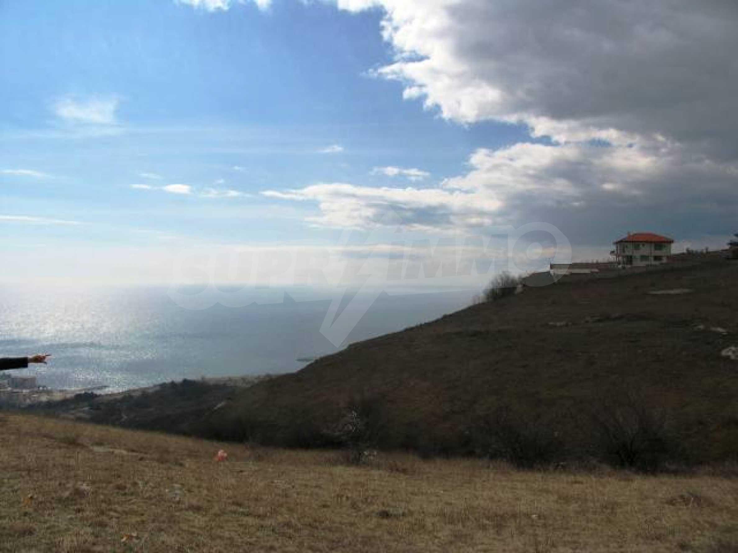 Front-line plot for sale in Bulgarian golf riviera, Topola village 23