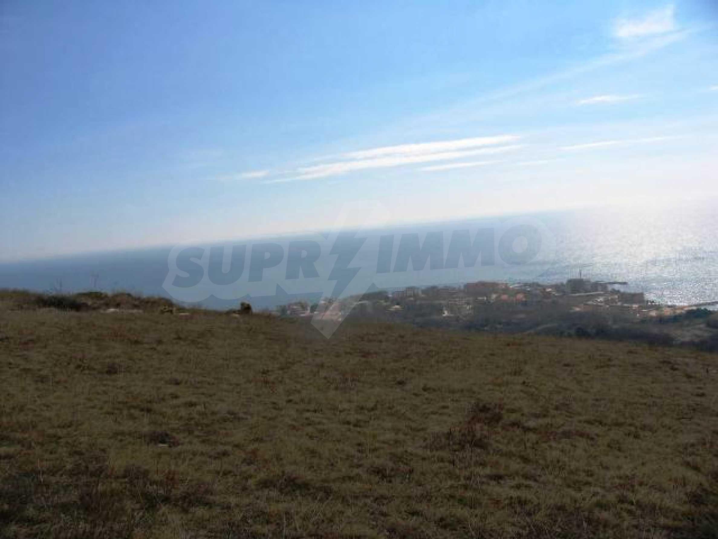 Front-line plot for sale in Bulgarian golf riviera, Topola village 24