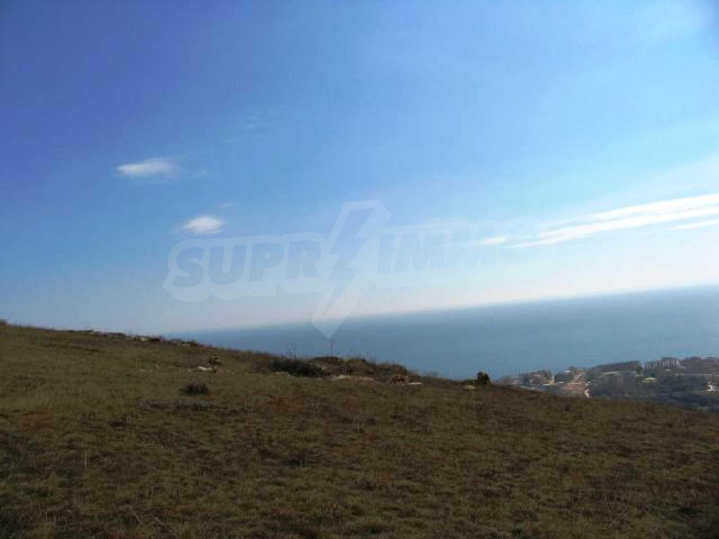 Front-line plot for sale in Bulgarian golf riviera, Topola village 25