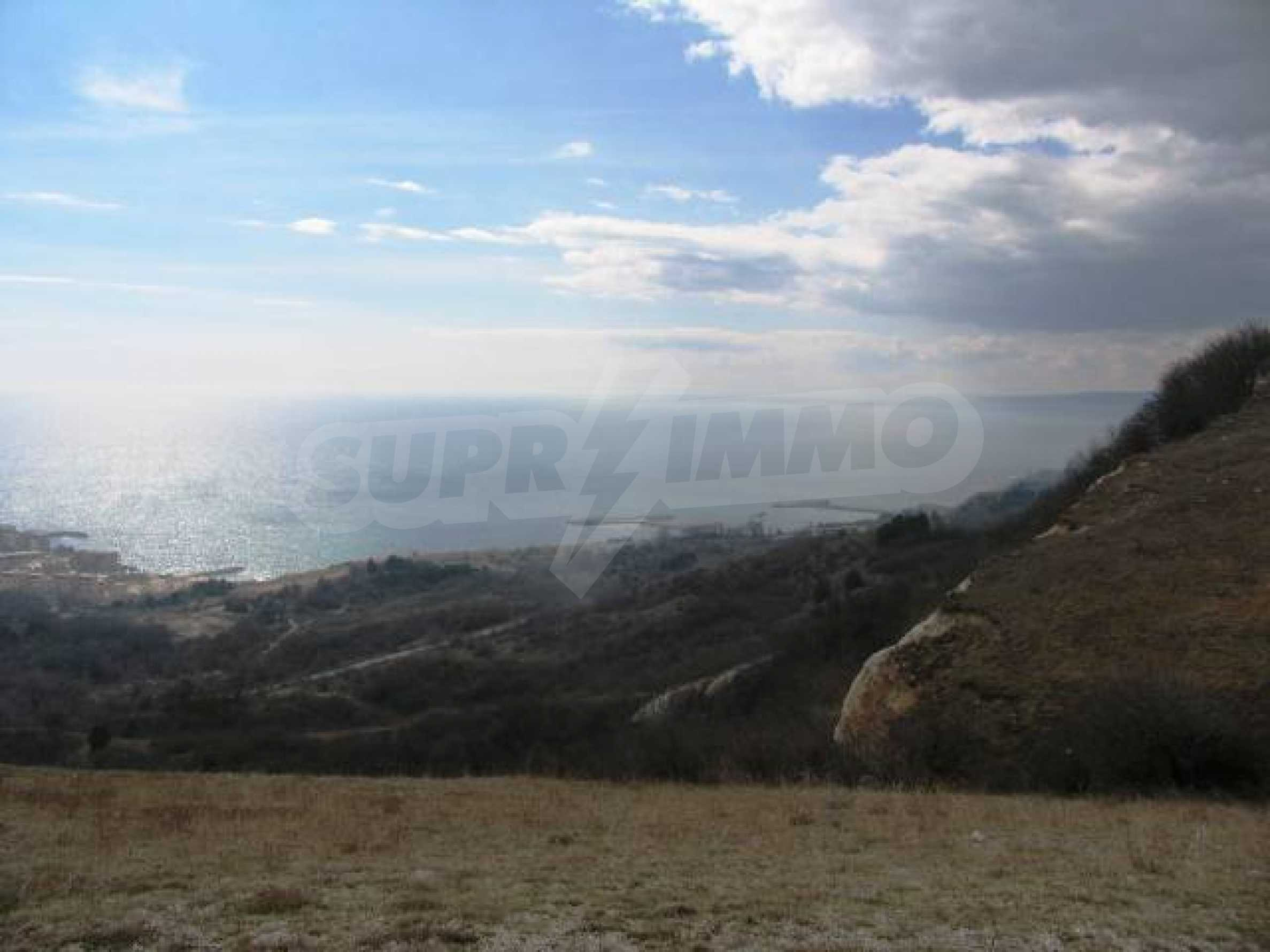 Front-line plot for sale in Bulgarian golf riviera, Topola village 26