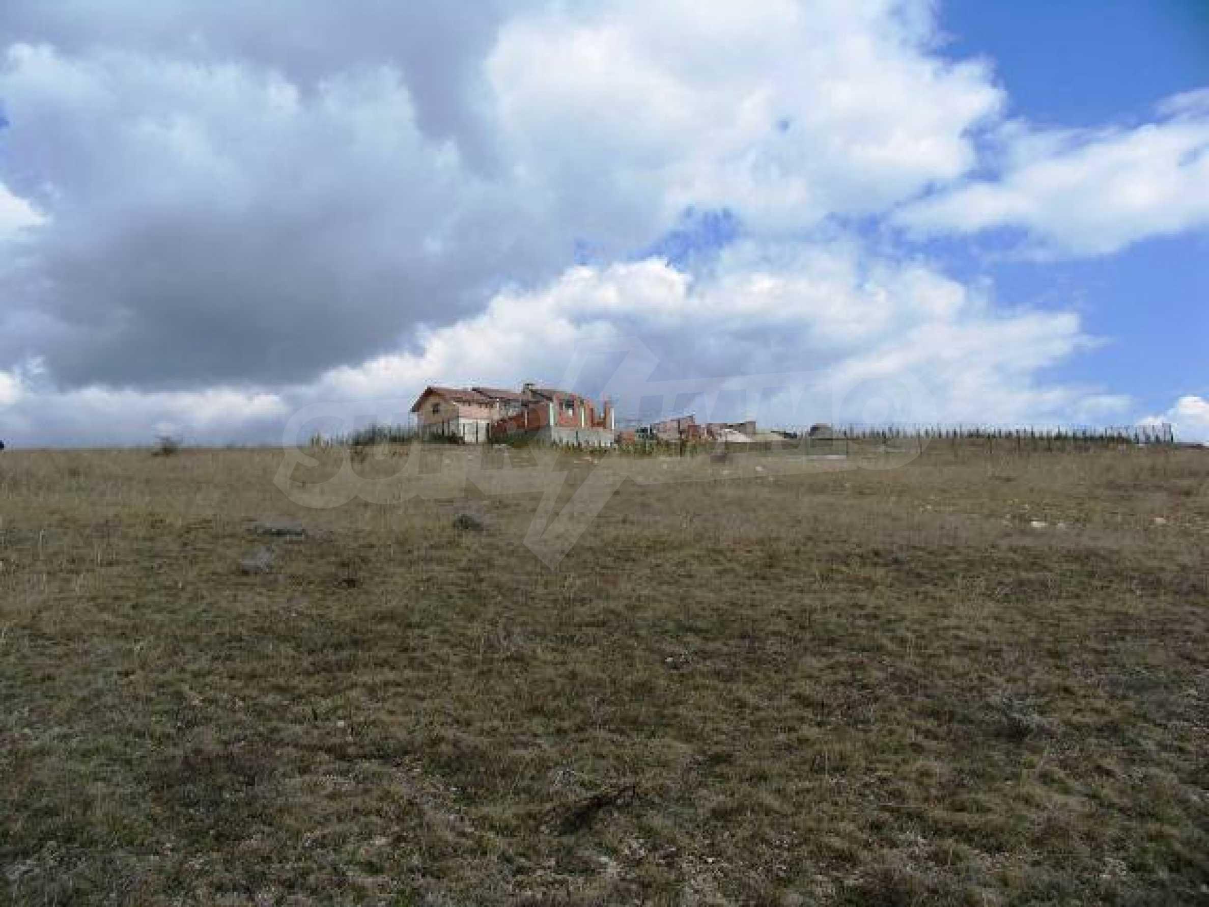 Front-line plot for sale in Bulgarian golf riviera, Topola village 4
