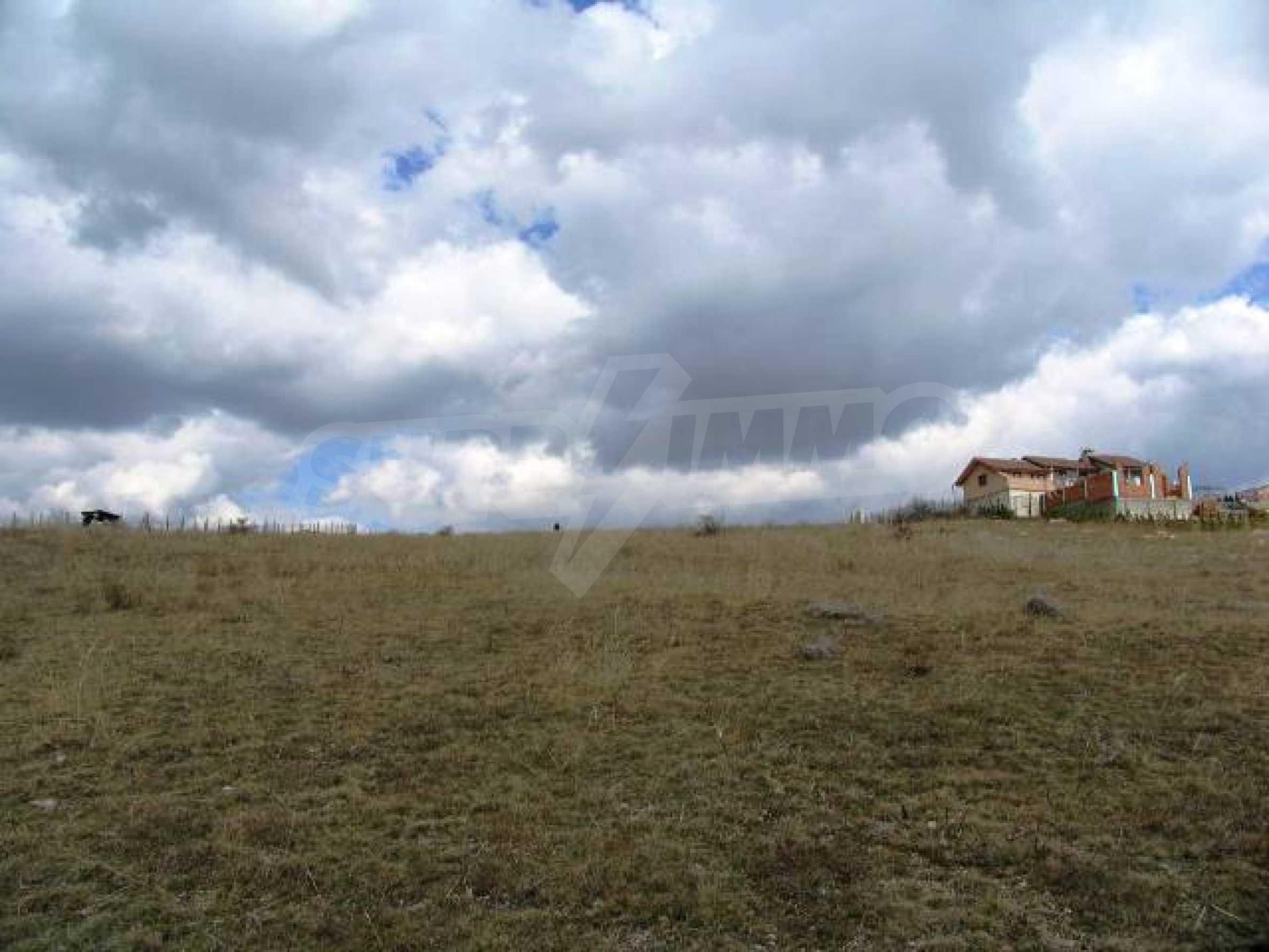 Front-line plot for sale in Bulgarian golf riviera, Topola village 5