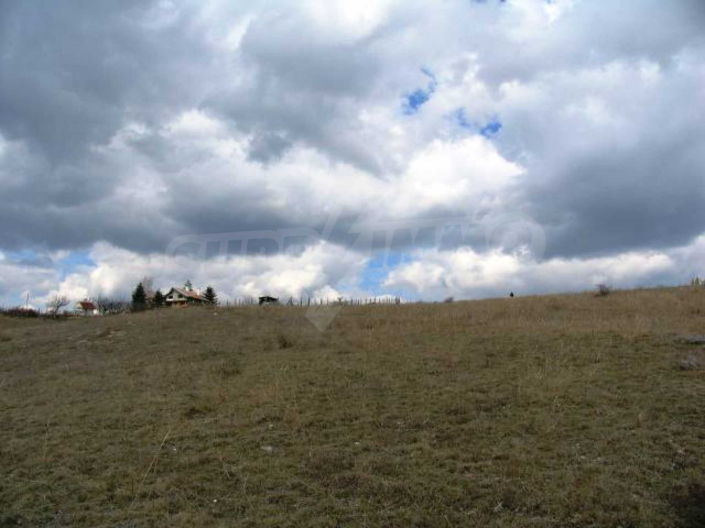 Front-line plot for sale in Bulgarian golf riviera, Topola village 6