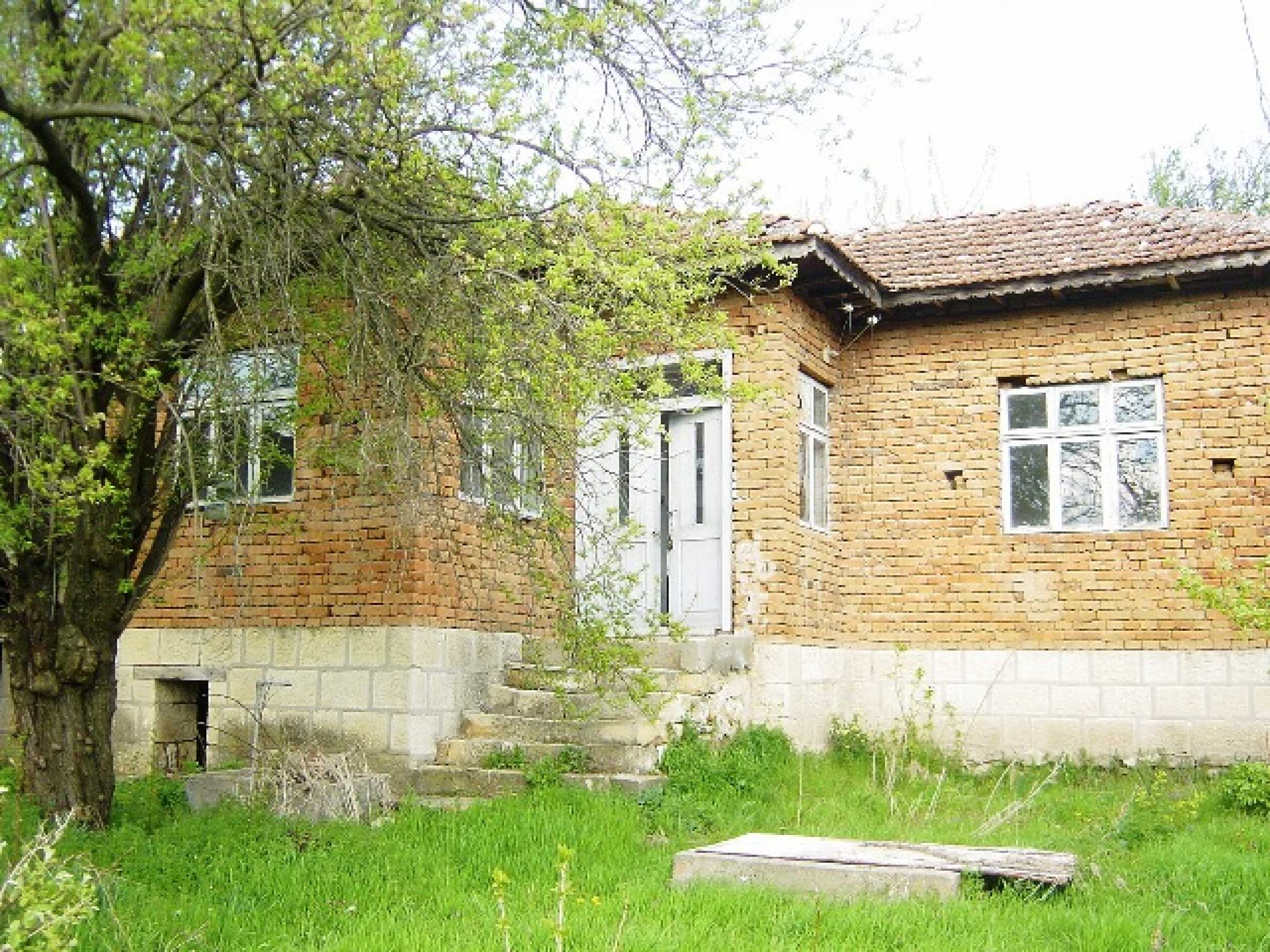 Property in Bulgarian north-east region at a bargain price!
