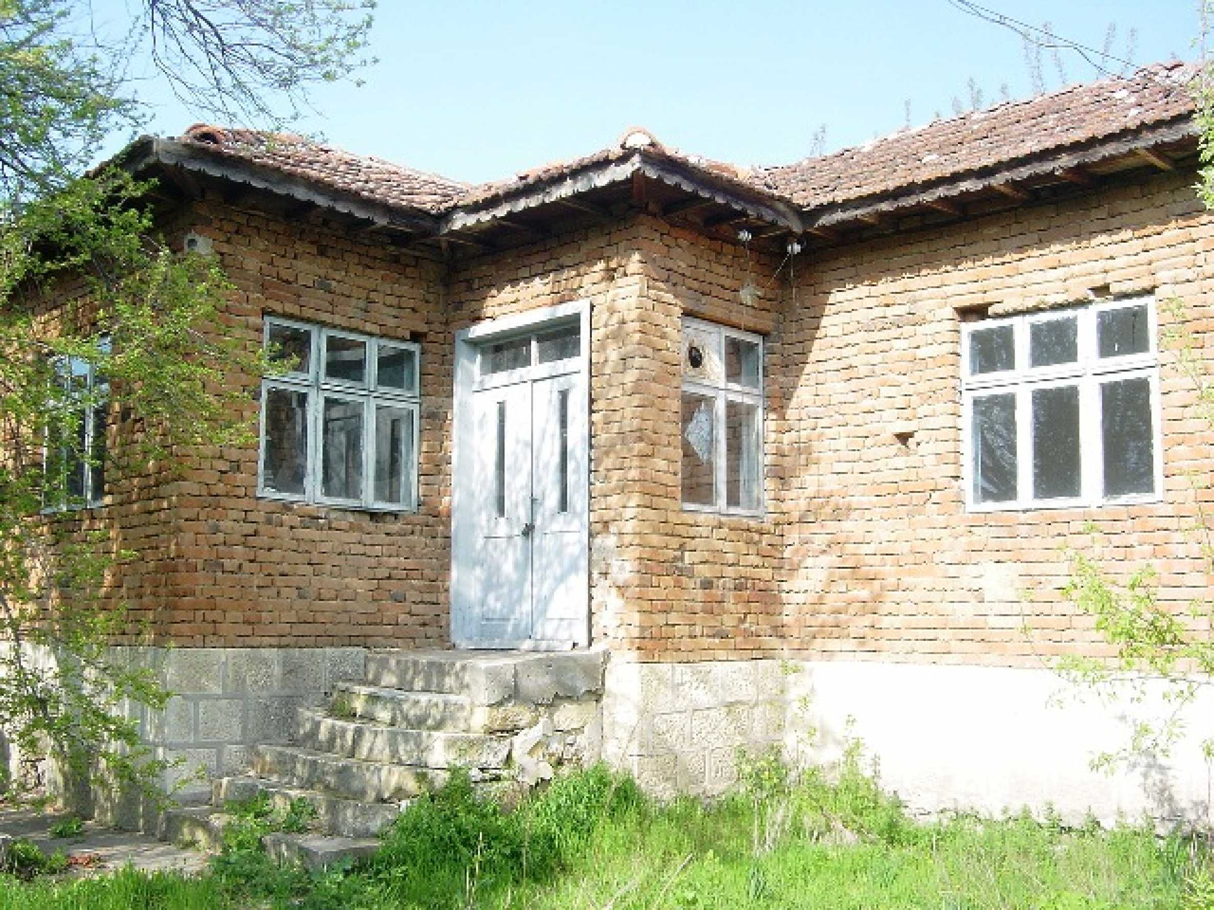 Property in Bulgarian north-east region at a bargain price!  1