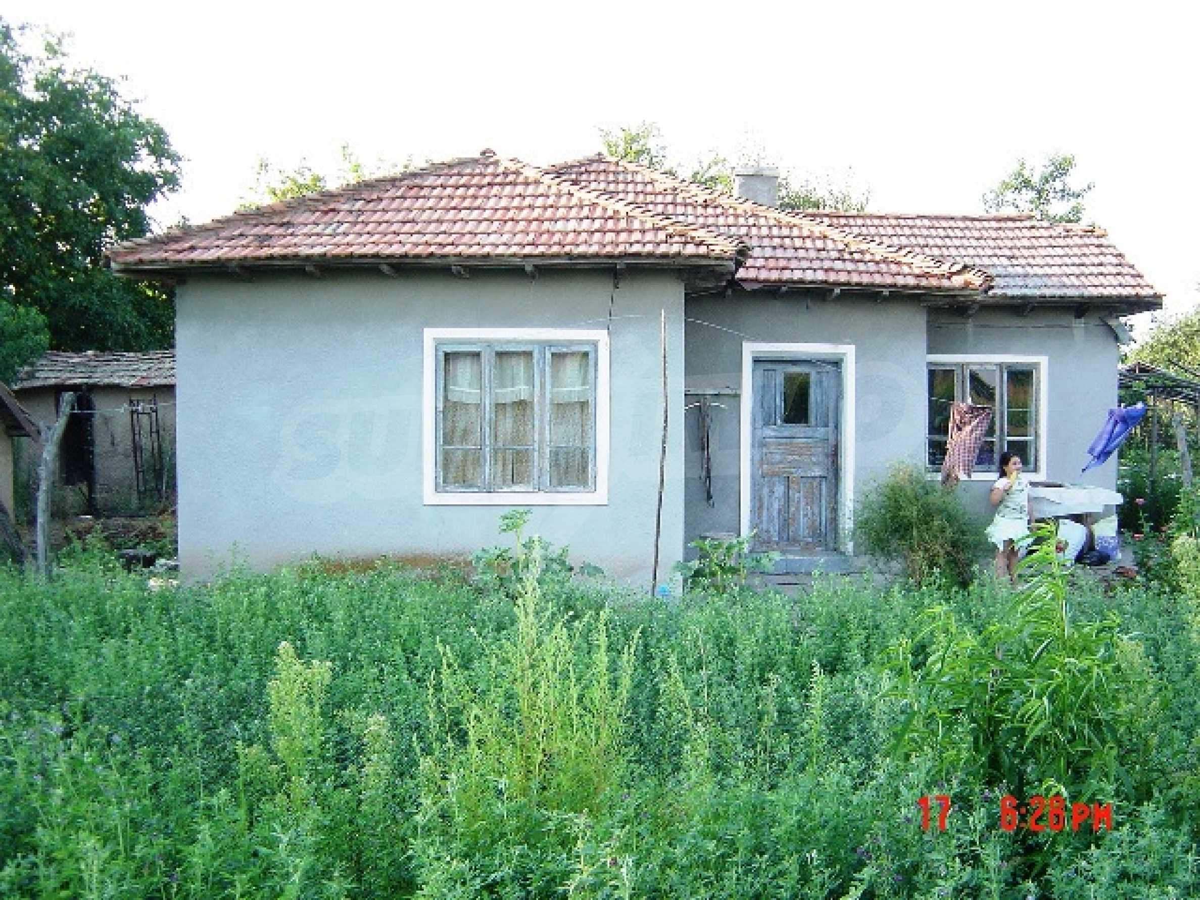 Rural house for sale near General Toshevo