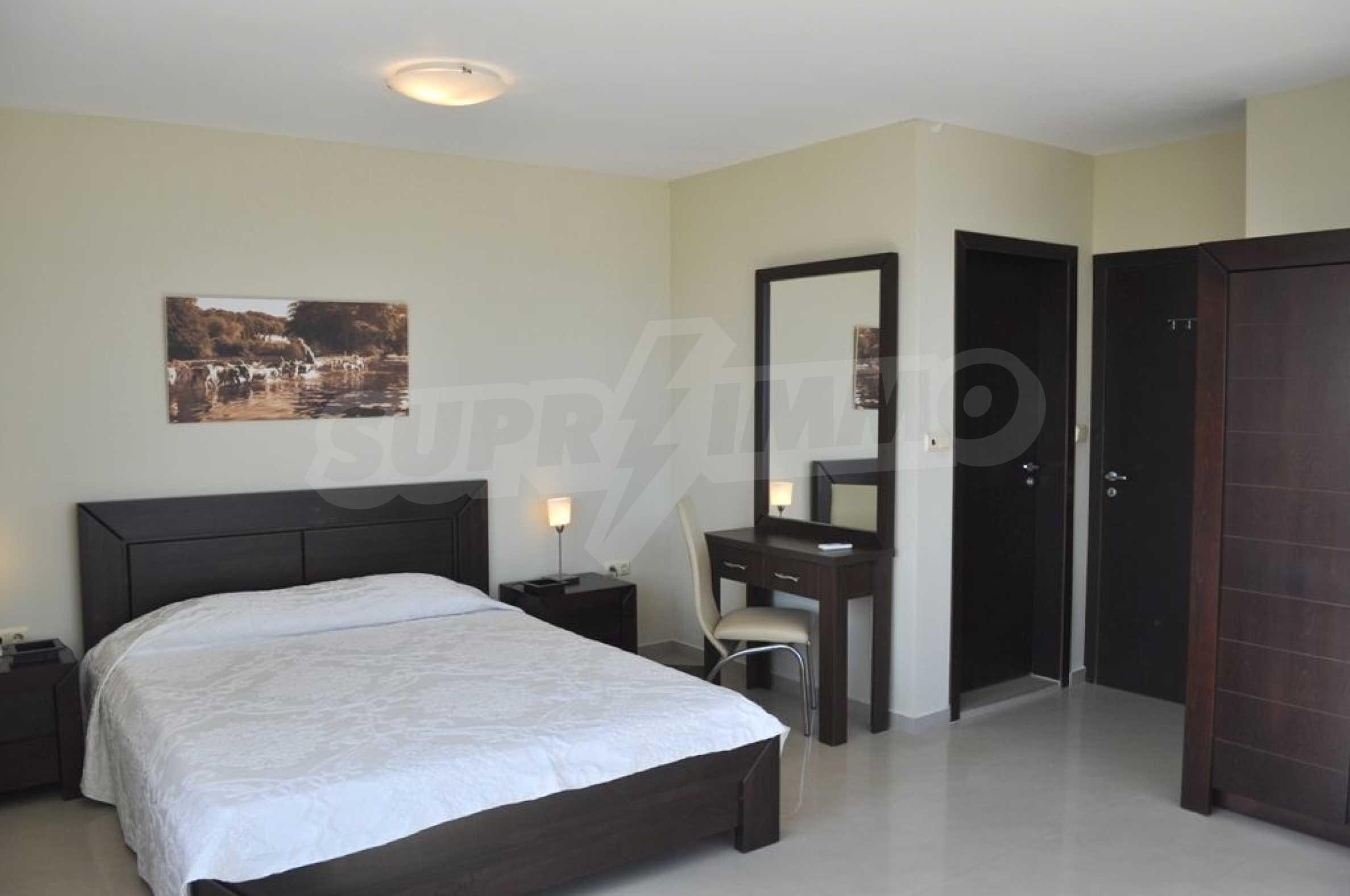 Luxusvilla mit 4 Schlafzimmern zu vermieten in der Nähe des Resorts. Albena 10