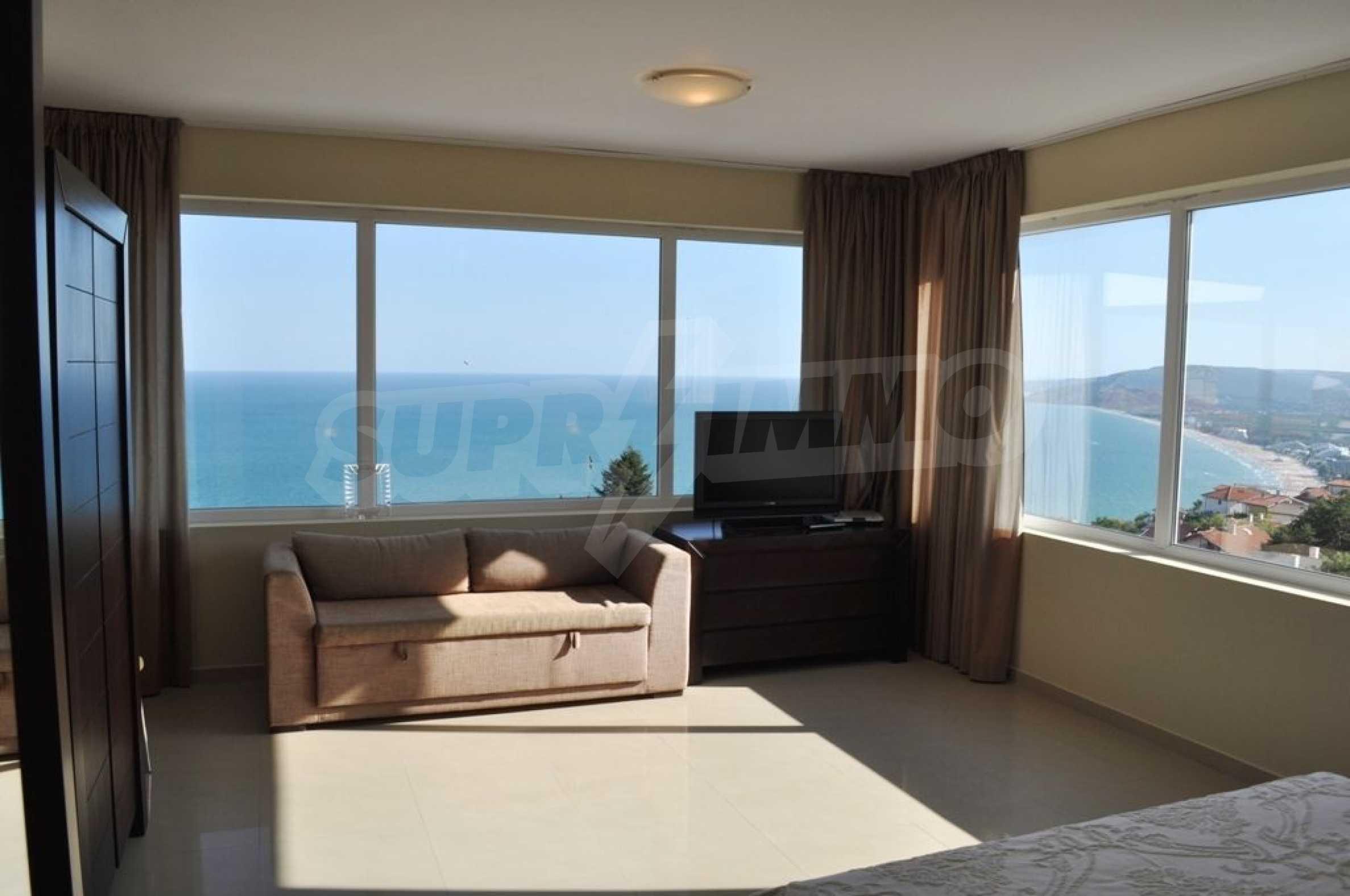 Luxusvilla mit 4 Schlafzimmern zu vermieten in der Nähe des Resorts. Albena 11