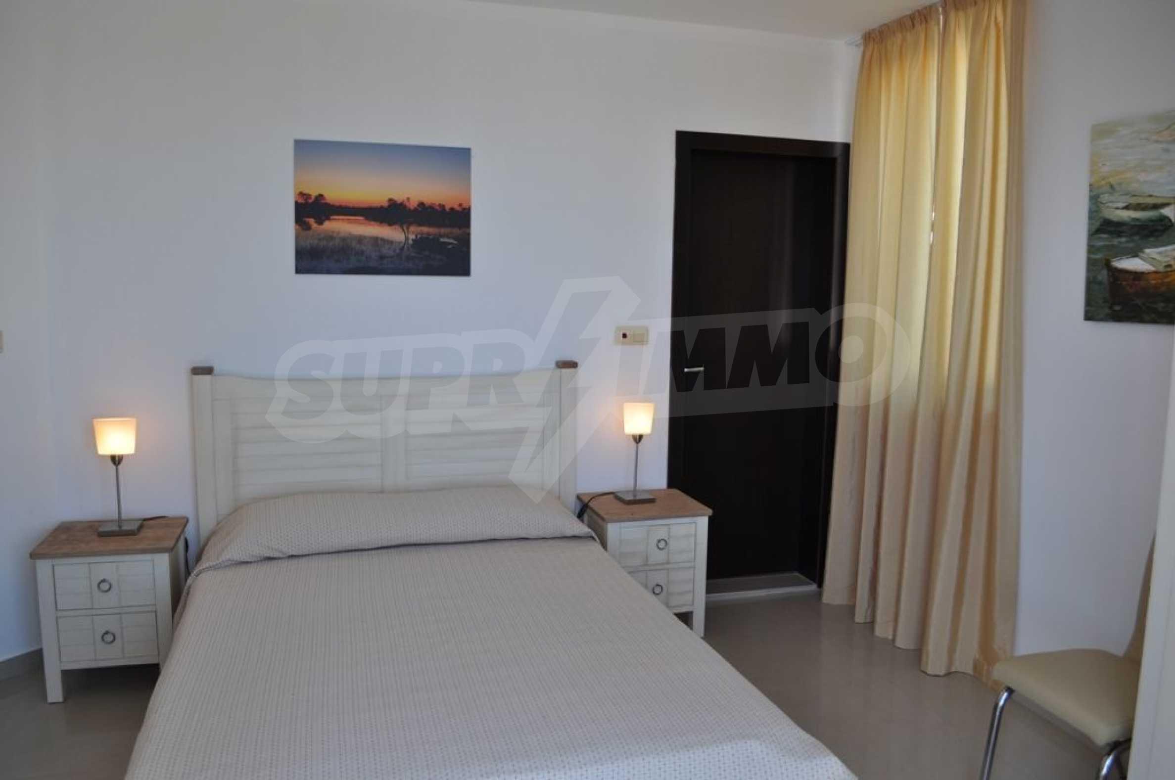 Luxusvilla mit 4 Schlafzimmern zu vermieten in der Nähe des Resorts. Albena 12