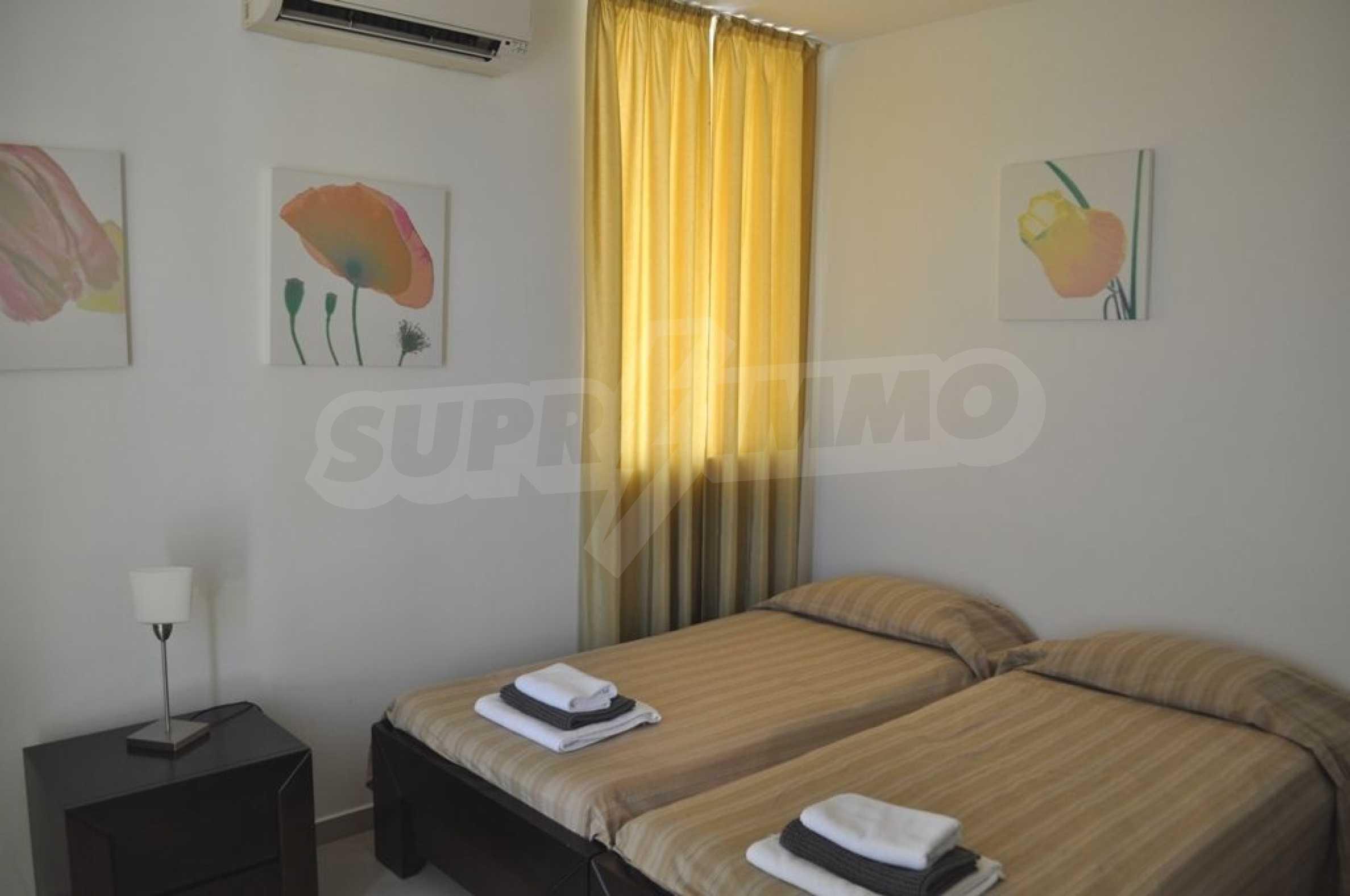 Luxusvilla mit 4 Schlafzimmern zu vermieten in der Nähe des Resorts. Albena 15