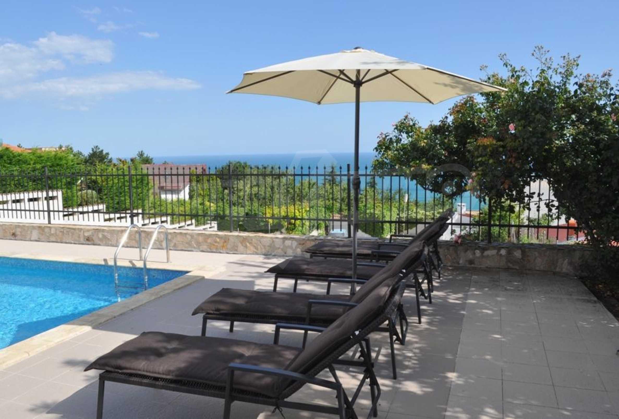 Luxusvilla mit 4 Schlafzimmern zu vermieten in der Nähe des Resorts. Albena 26
