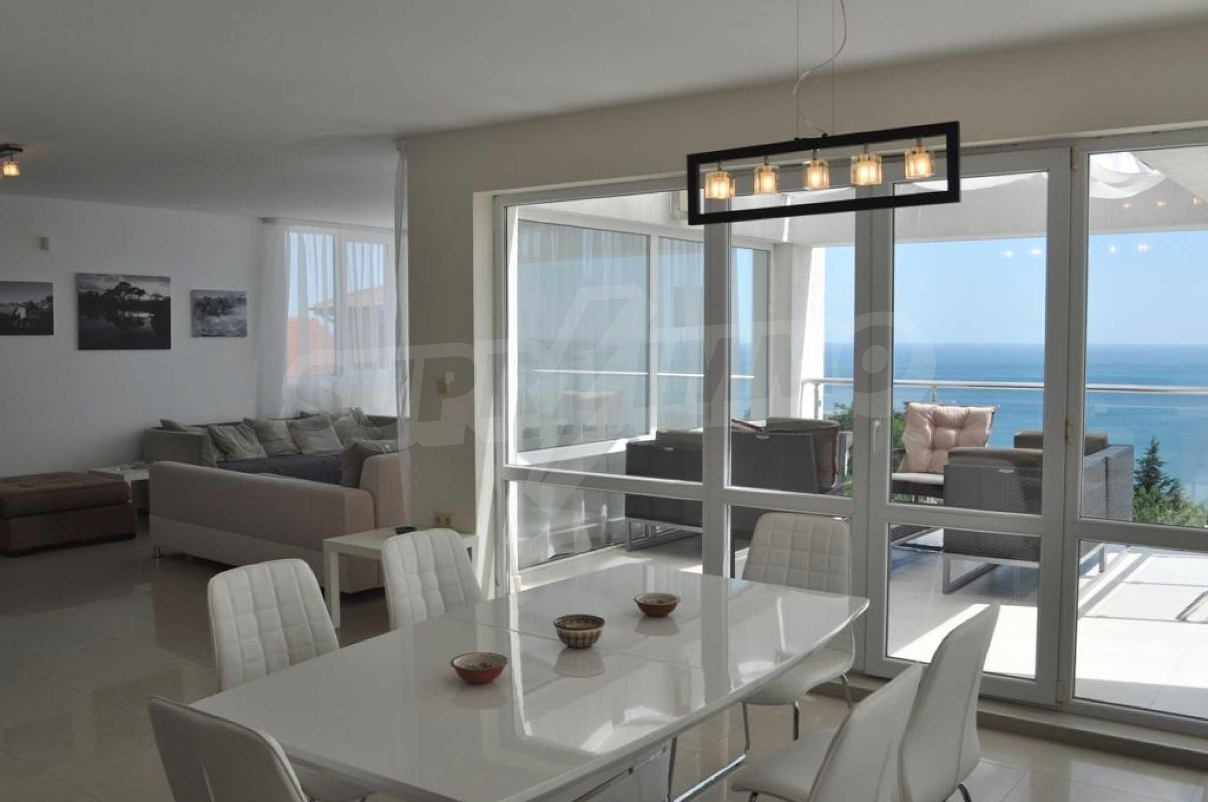 Luxusvilla mit 4 Schlafzimmern zu vermieten in der Nähe des Resorts. Albena 4