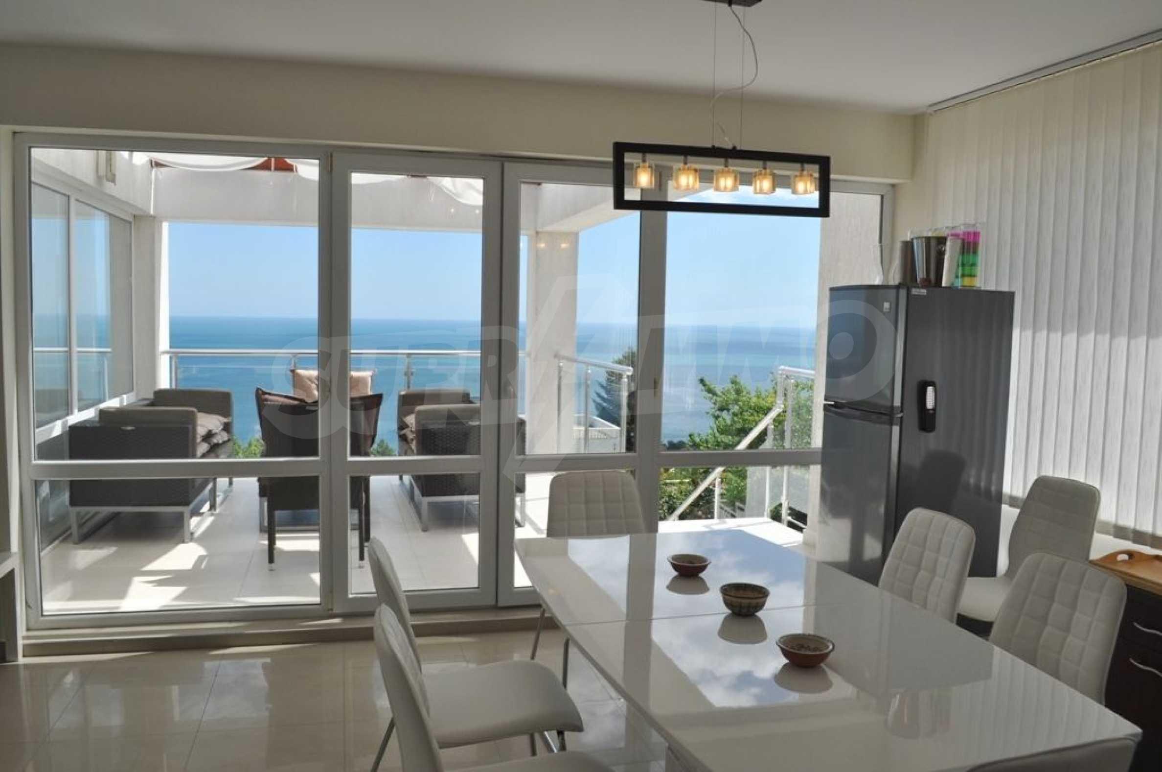 Luxusvilla mit 4 Schlafzimmern zu vermieten in der Nähe des Resorts. Albena 5