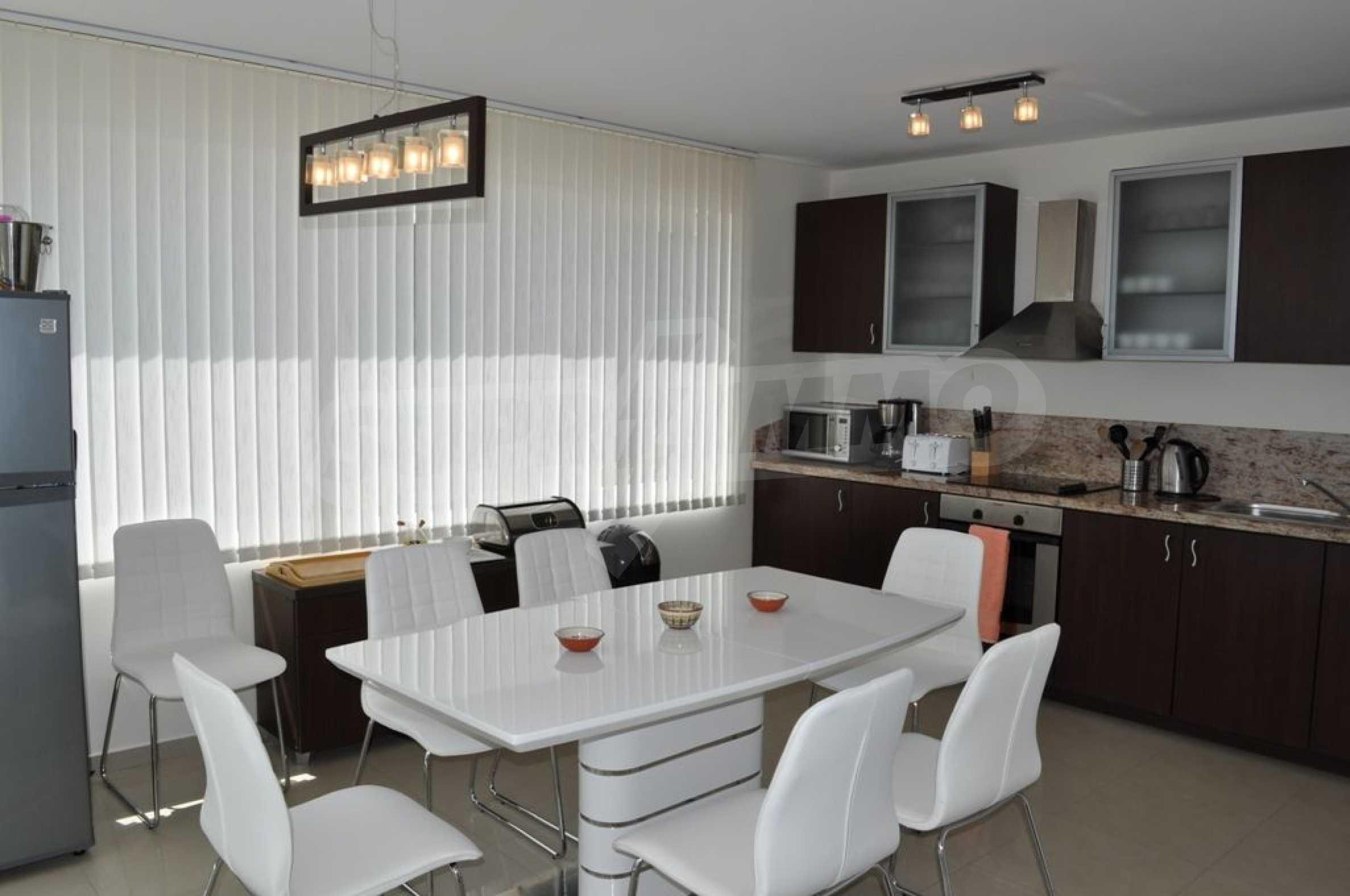 Luxusvilla mit 4 Schlafzimmern zu vermieten in der Nähe des Resorts. Albena 6