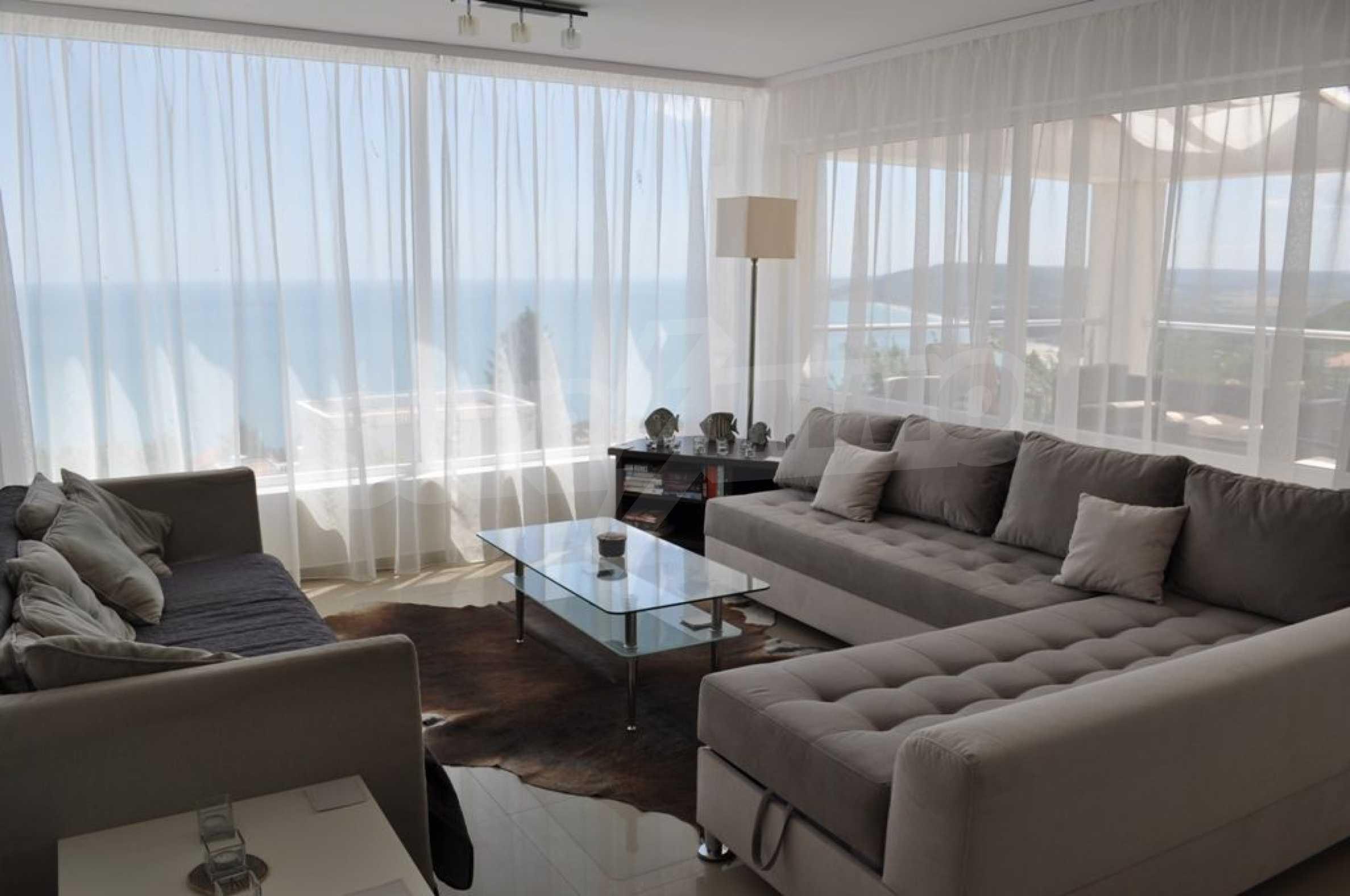 Luxusvilla mit 4 Schlafzimmern zu vermieten in der Nähe des Resorts. Albena 7
