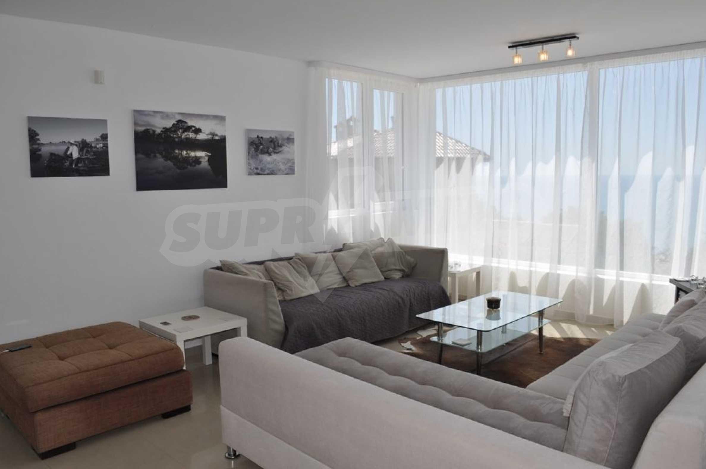 Luxusvilla mit 4 Schlafzimmern zu vermieten in der Nähe des Resorts. Albena 8