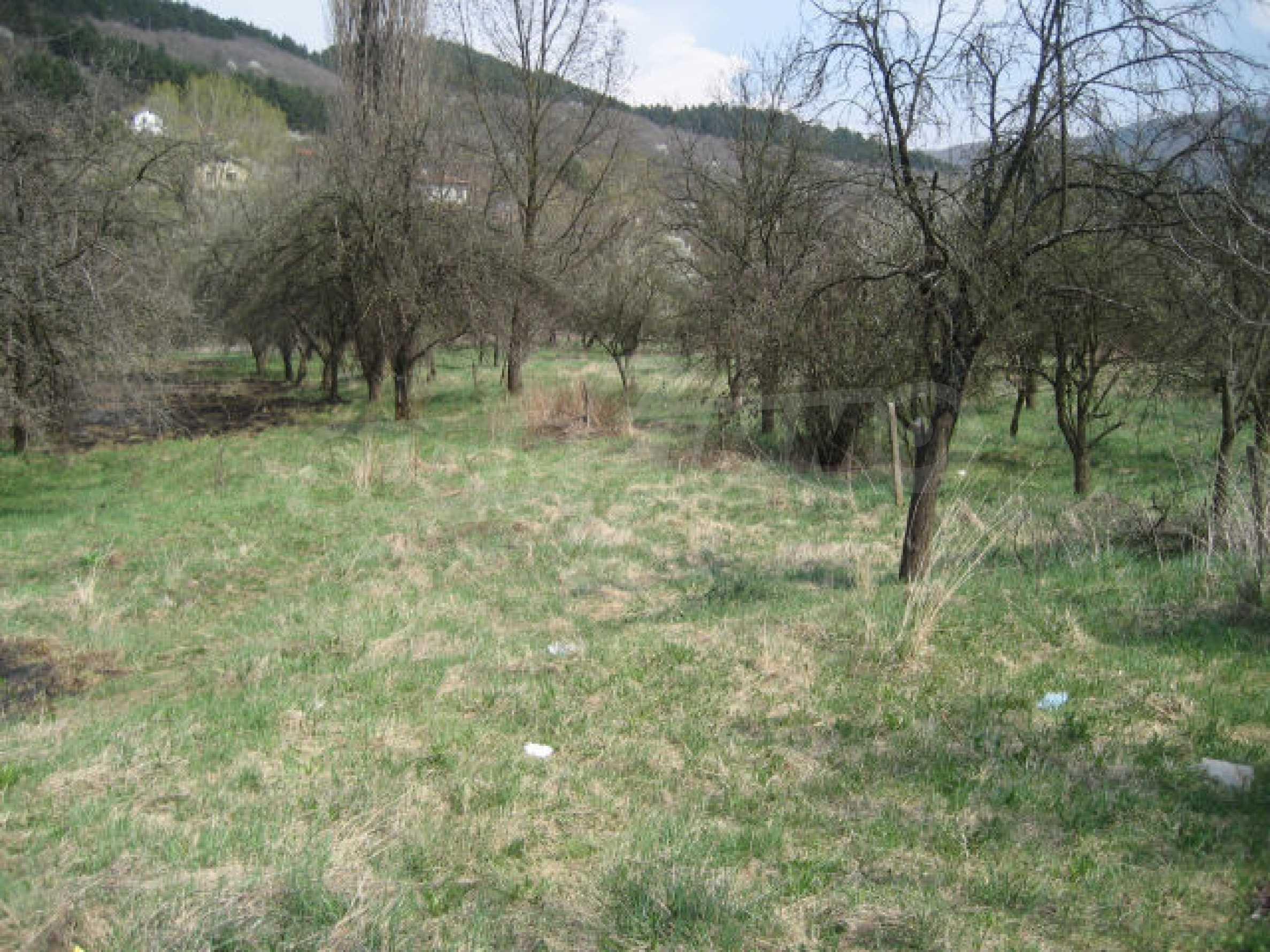 Сельскохозяйственная земля вблизи г. София 2