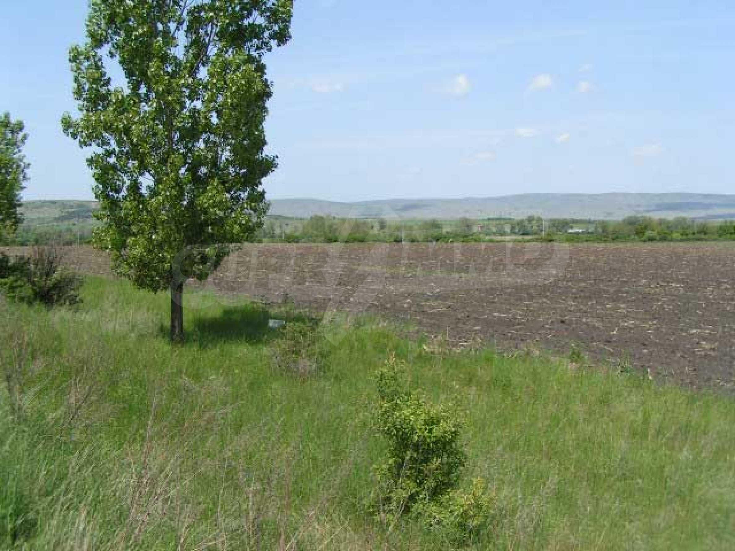 Земельный участок вблизи с. Храбырско 5